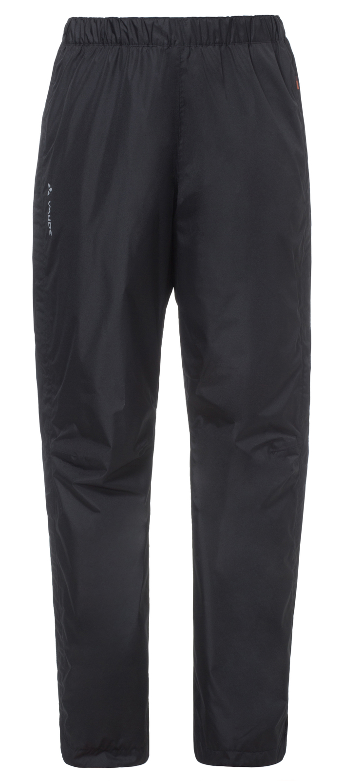 VAUDE Women´s Fluid Full-Zip Pants black Größe 34 - schneider-sports