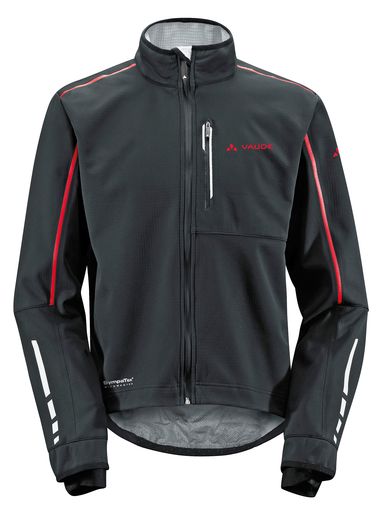 Men´s Prio Softshell Jacket black Größe L - schneider-sports