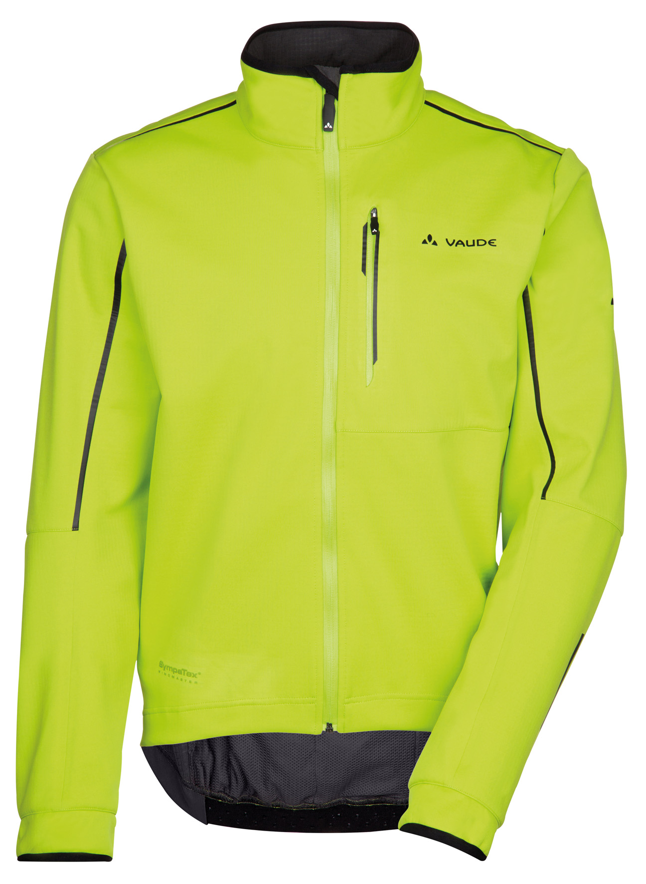 Men´s Prio Softshell Jacket pistachio Größe L - schneider-sports