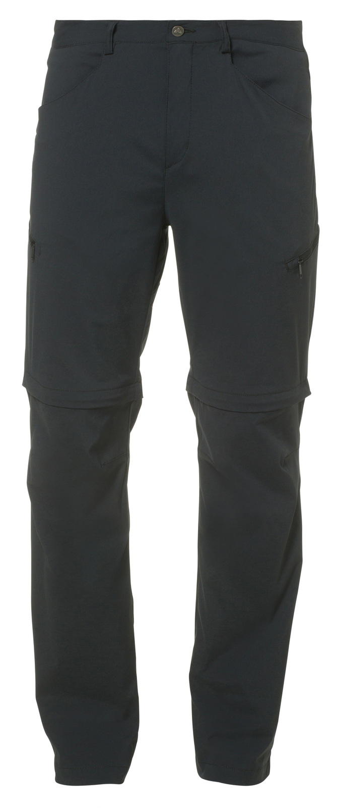 VAUDE Men´s Yaki ZO Pants black Größe S - schneider-sports