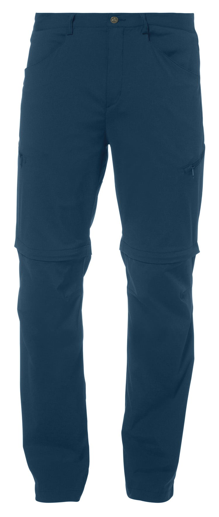 VAUDE Men´s Yaki ZO Pants baltic sea Größe XL - schneider-sports