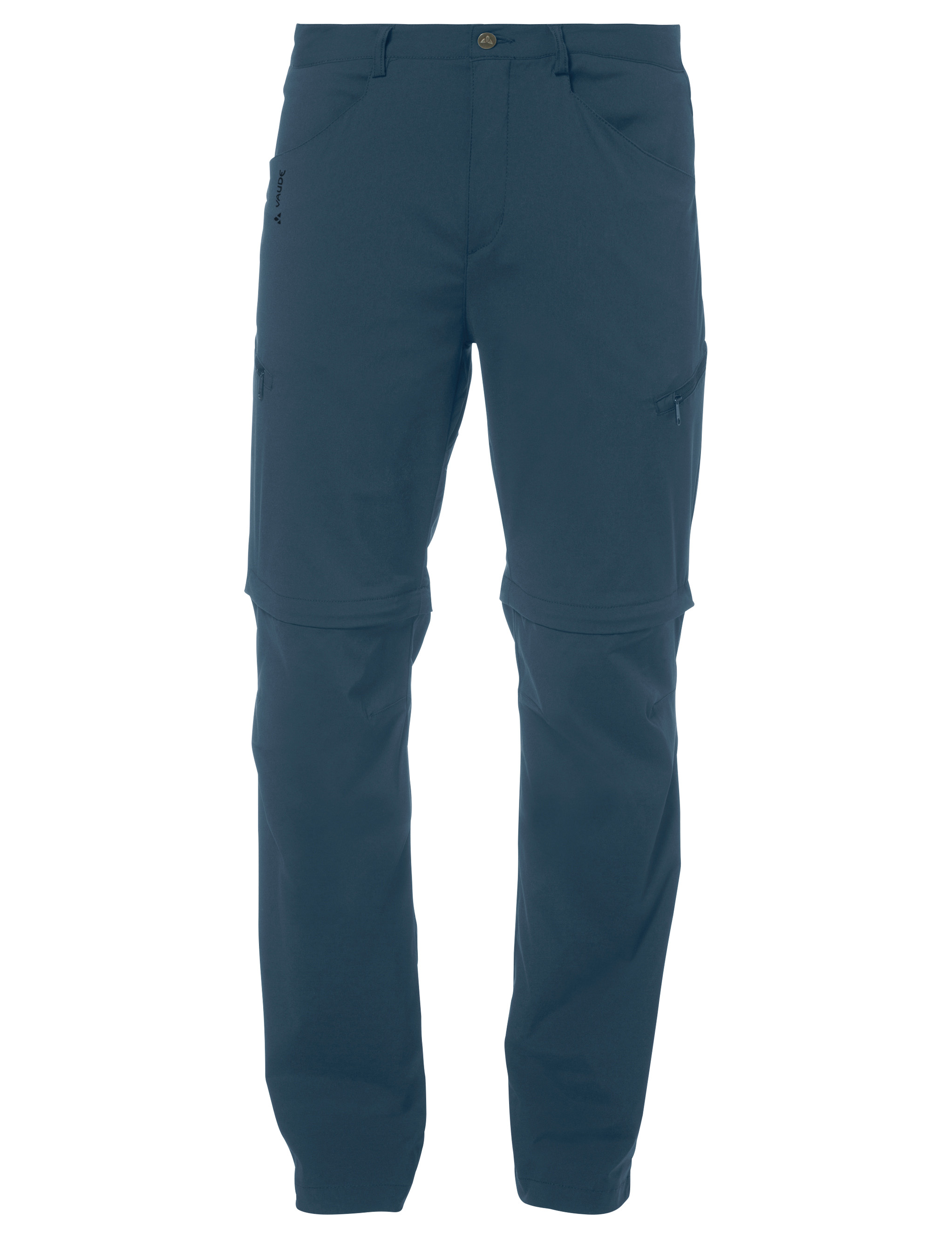 VAUDE Men´s Yaki ZO Pants dark petrol Größe XL - schneider-sports