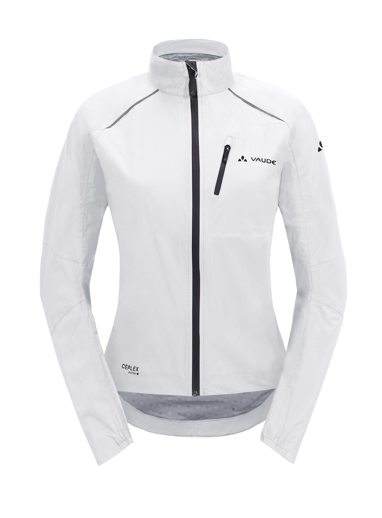 Women´s Spray Jacket III white Größe 36 - schneider-sports