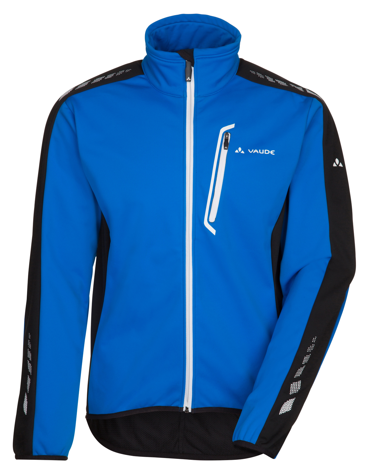 VAUDE Men´s Posta Softshell Jacket IV hydro blue Größe L - schneider-sports