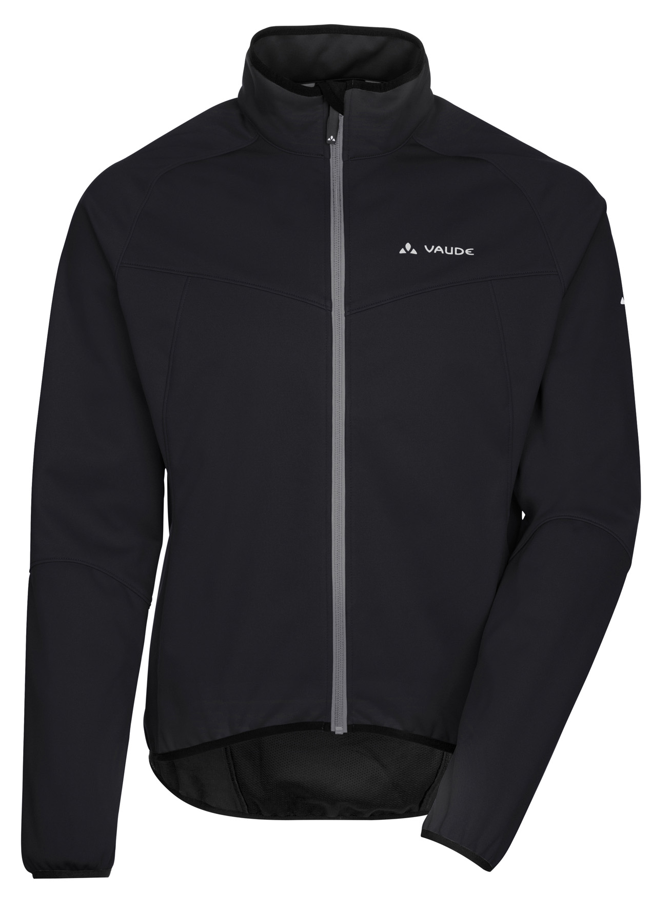 VAUDE Men´s Matera Softshell Jacket II black Größe S - schneider-sports