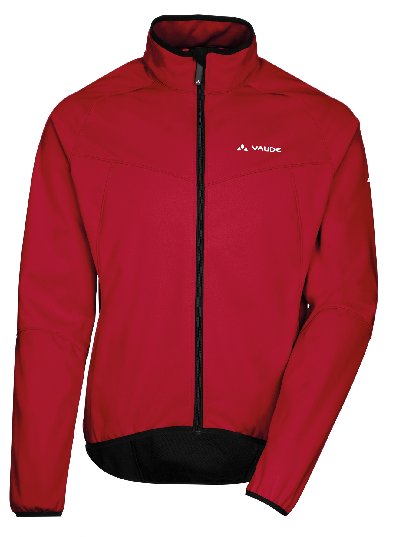 VAUDE Men´s Matera Softshell Jacket II red Größe S - schneider-sports