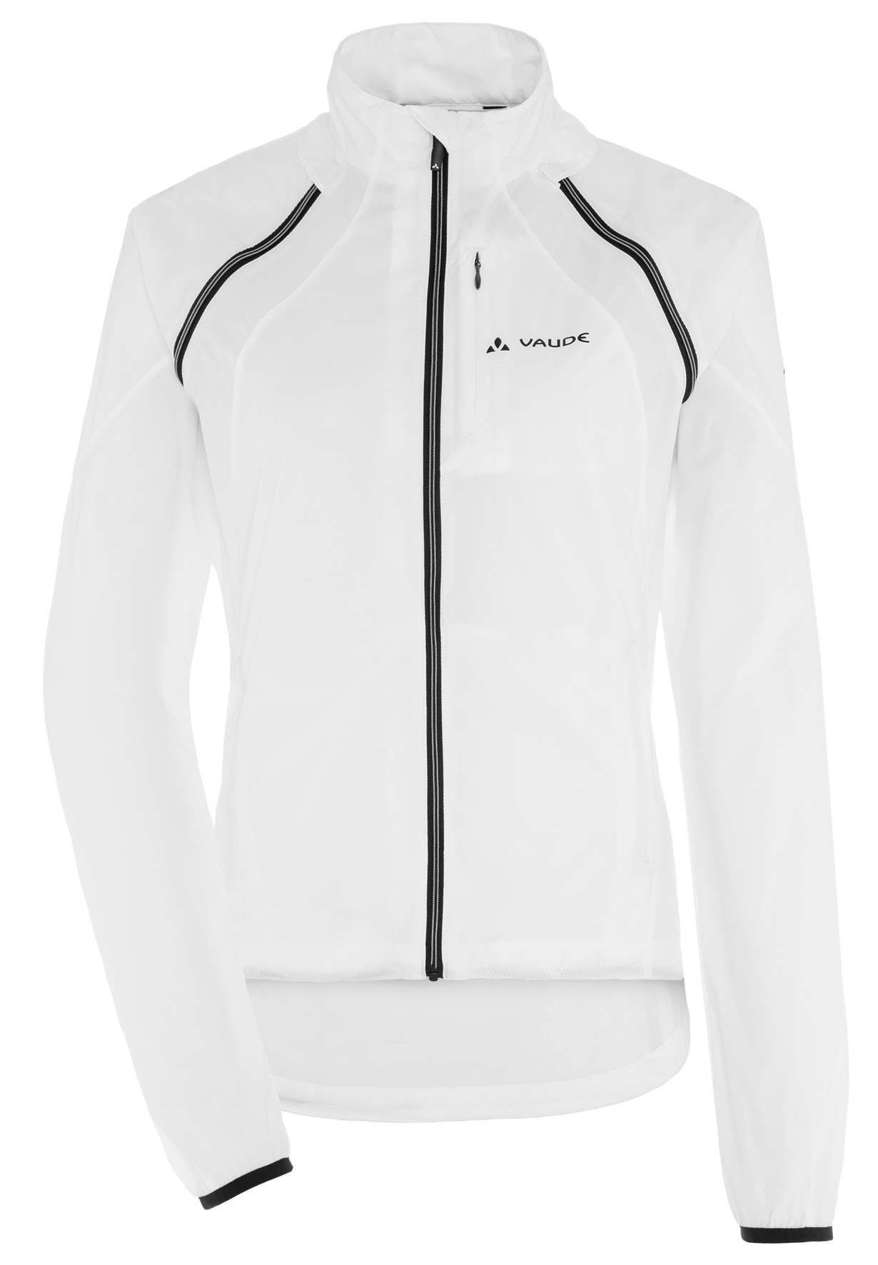 VAUDE Women´s Windoo Jacket white Größe 36 - schneider-sports
