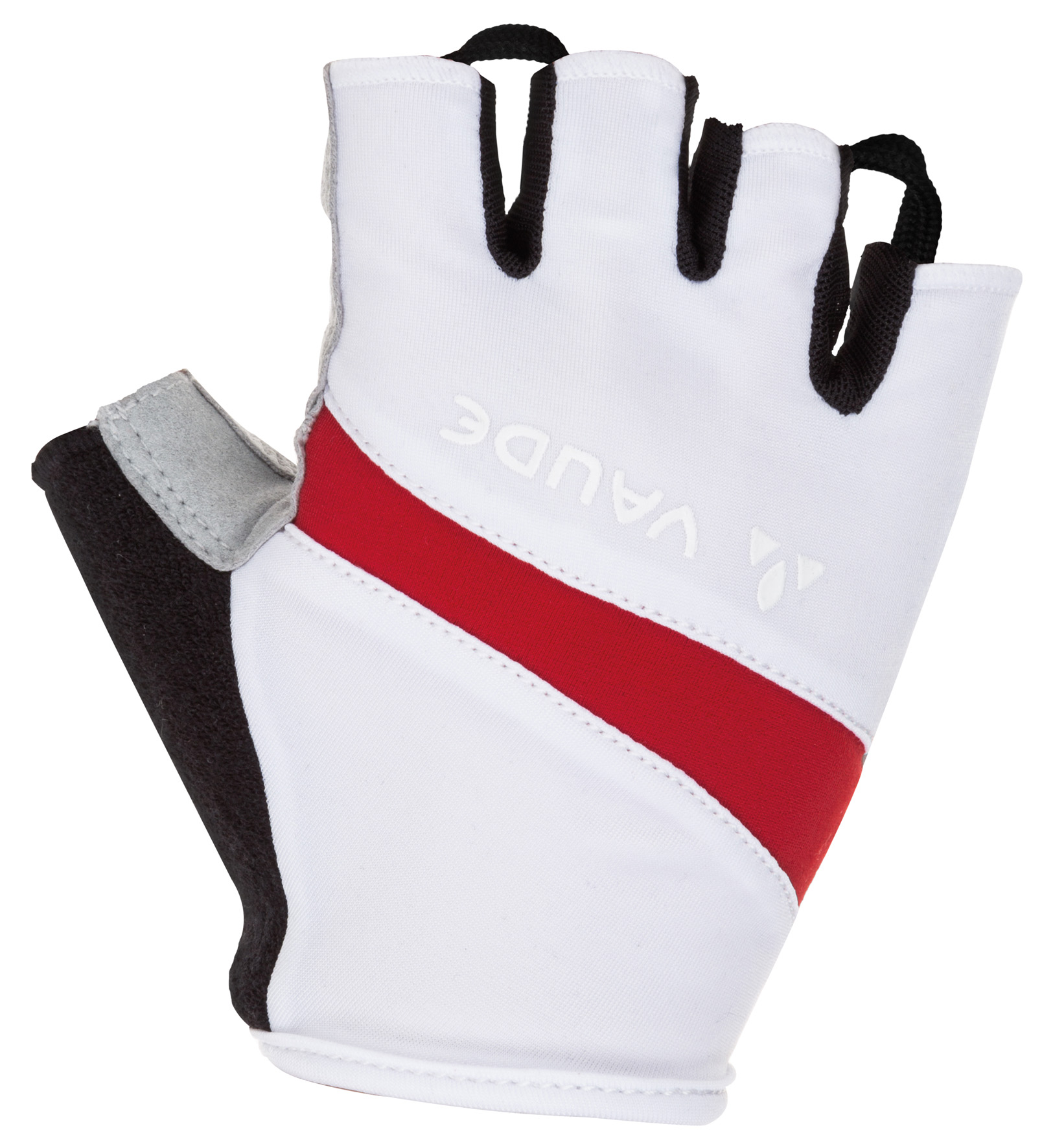 VAUDE Women´s Active Gloves white Größe 5 - schneider-sports
