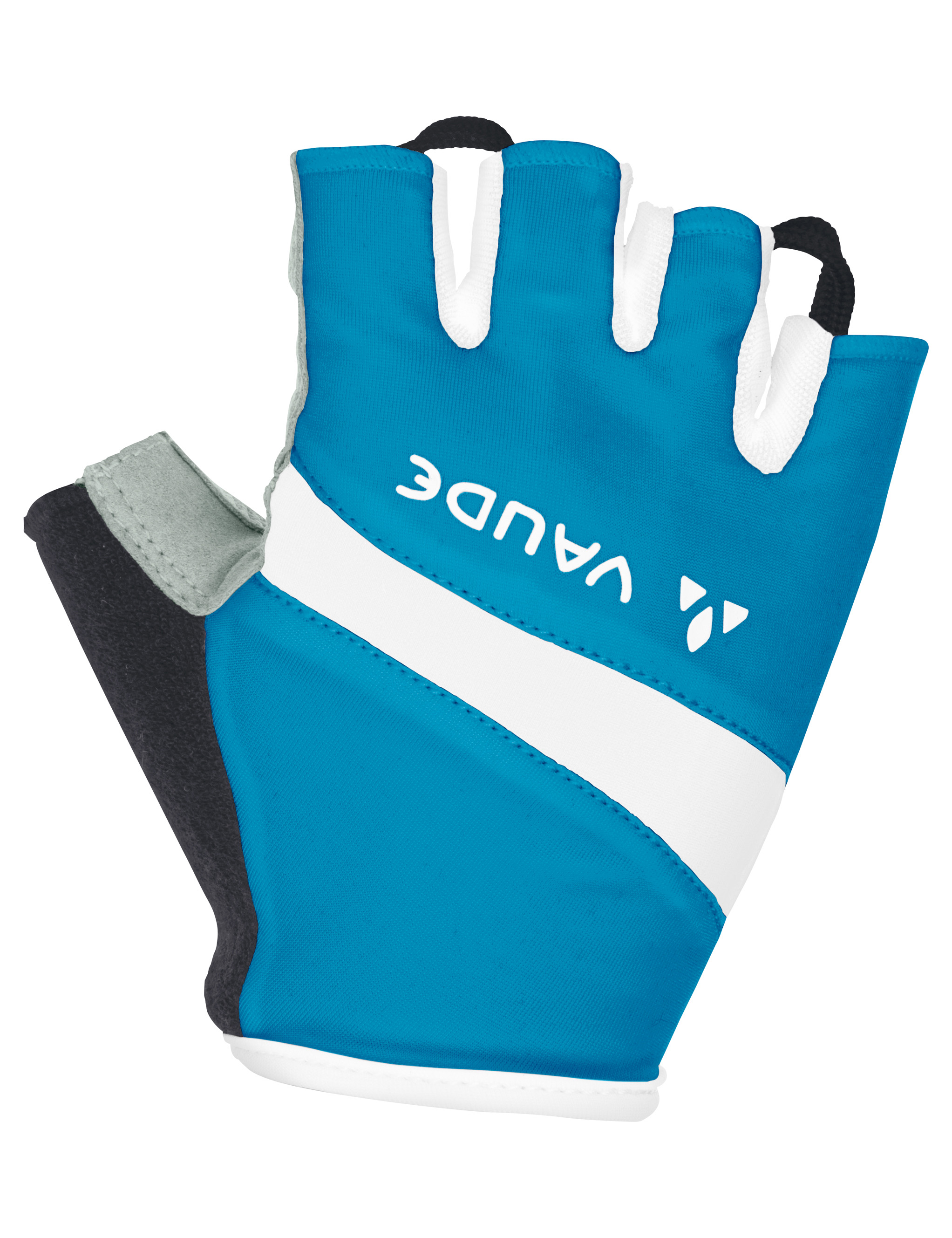 VAUDE Women´s Active Gloves spring blue Größe 7 - schneider-sports
