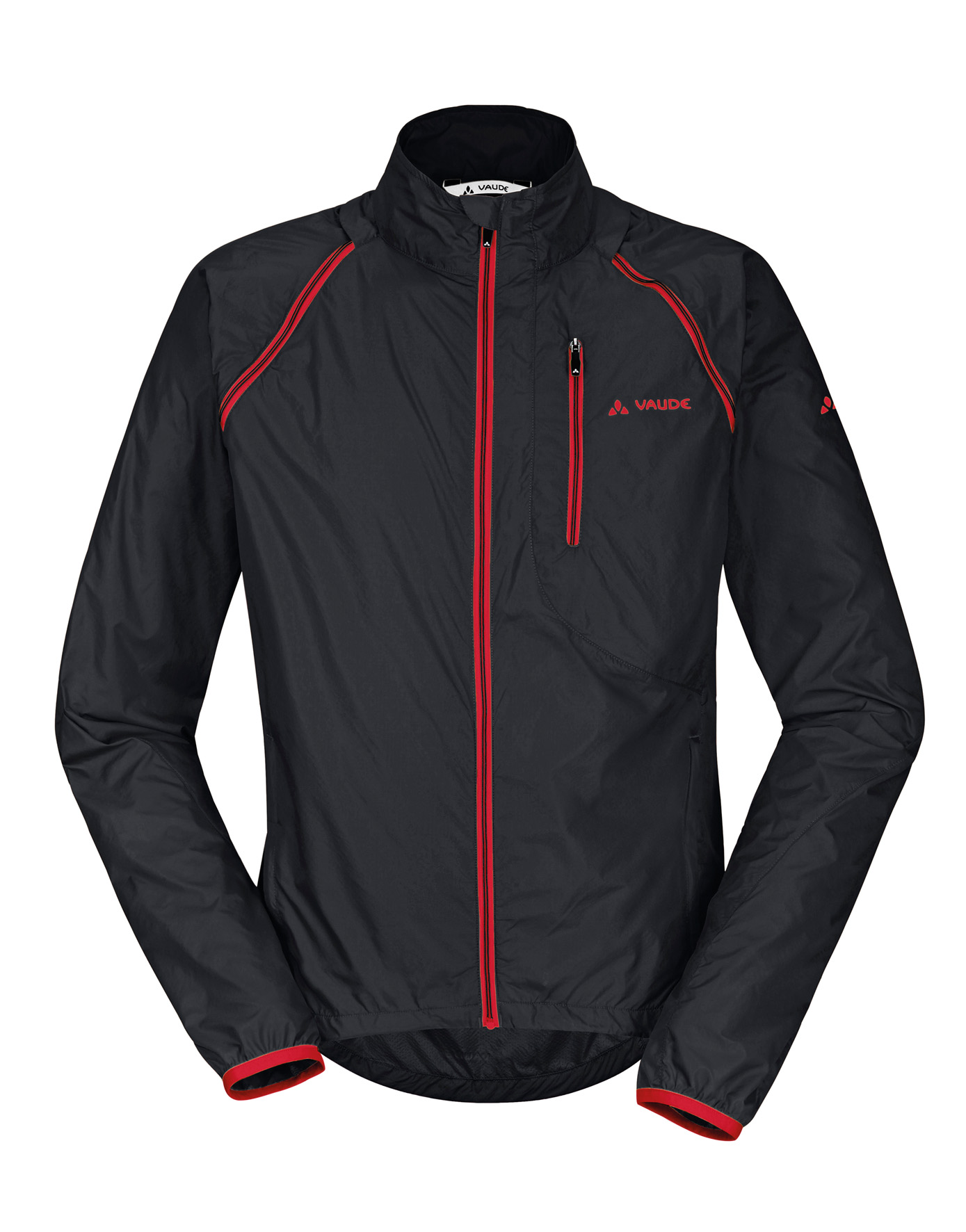 VAUDE Men´s Windoo Jacket black Größe XXXL - schneider-sports