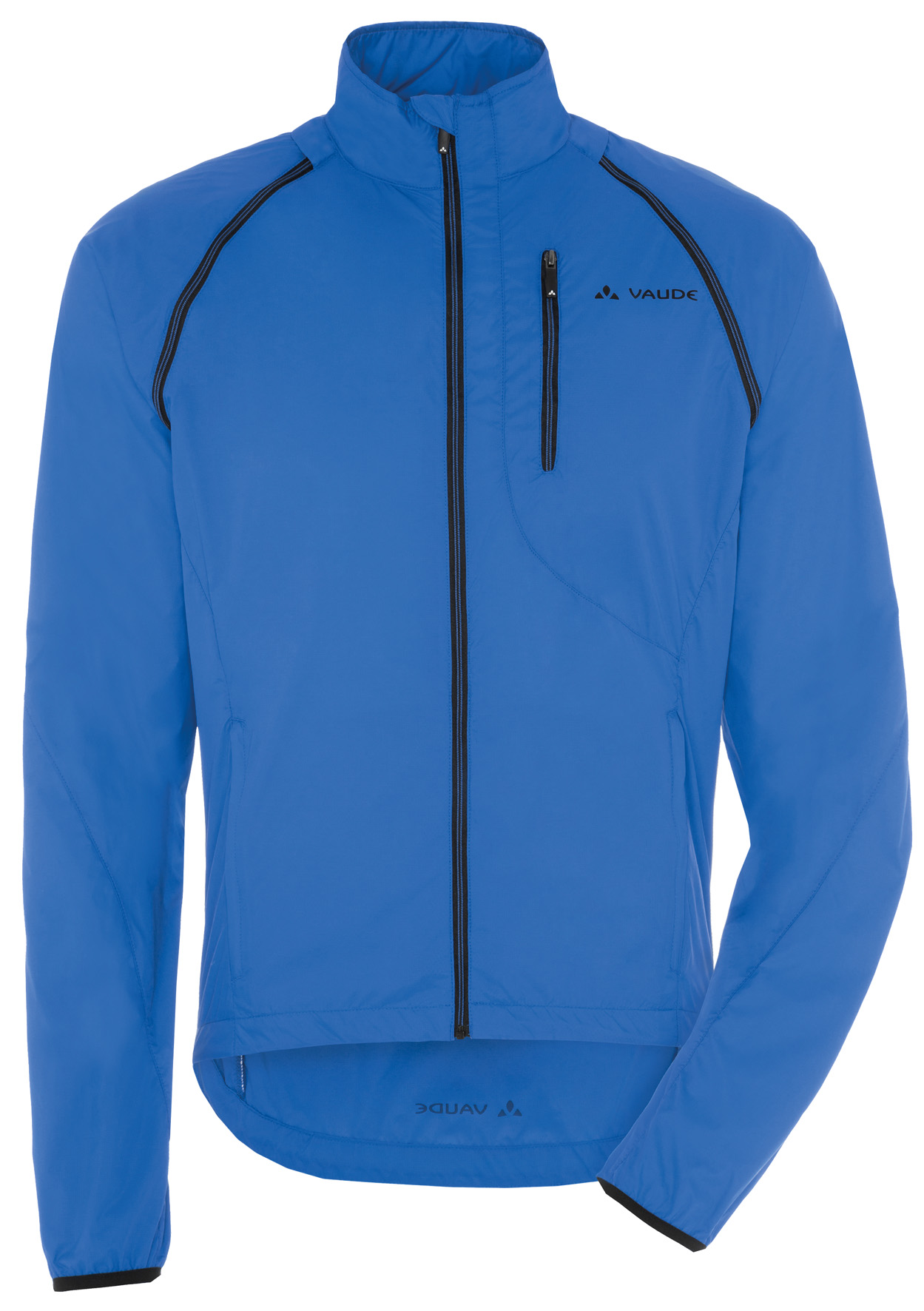 VAUDE Men´s Windoo Jacket hydro blue Größe M - schneider-sports