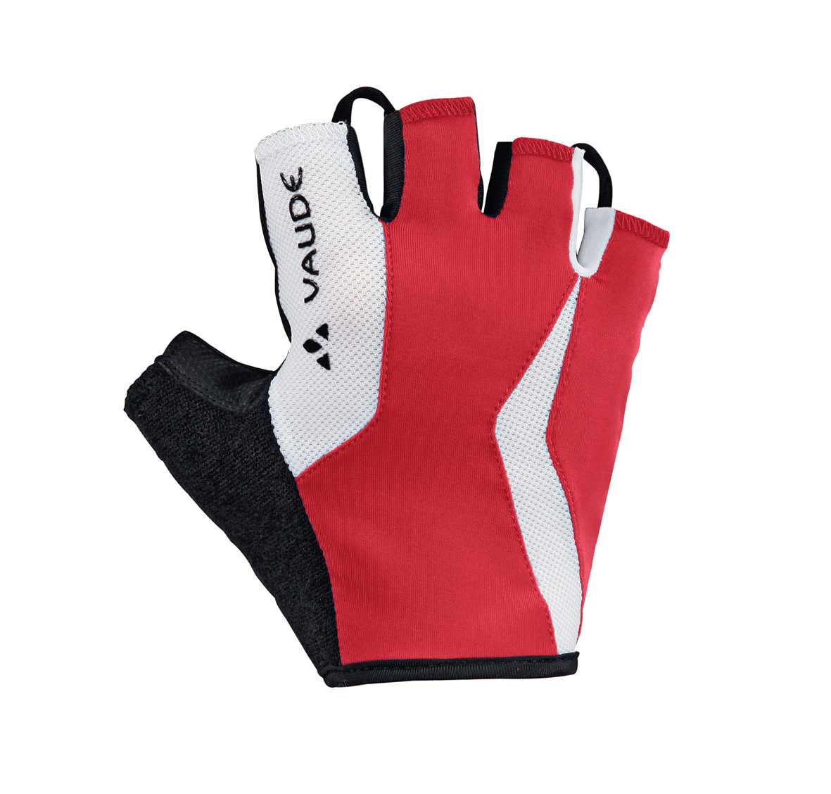 VAUDE Men´s Advanced Gloves red Größe 7 - schneider-sports