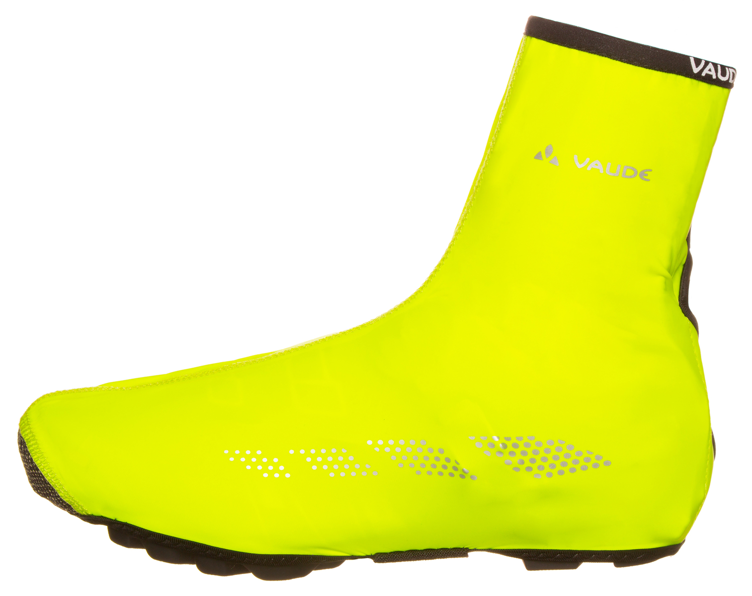 VAUDE Shoecover Wet Light II neon yellow Größe 36-39 - Total Normal Bikes - Onlineshop und E-Bike Fahrradgeschäft in St.Ingbert im Saarland