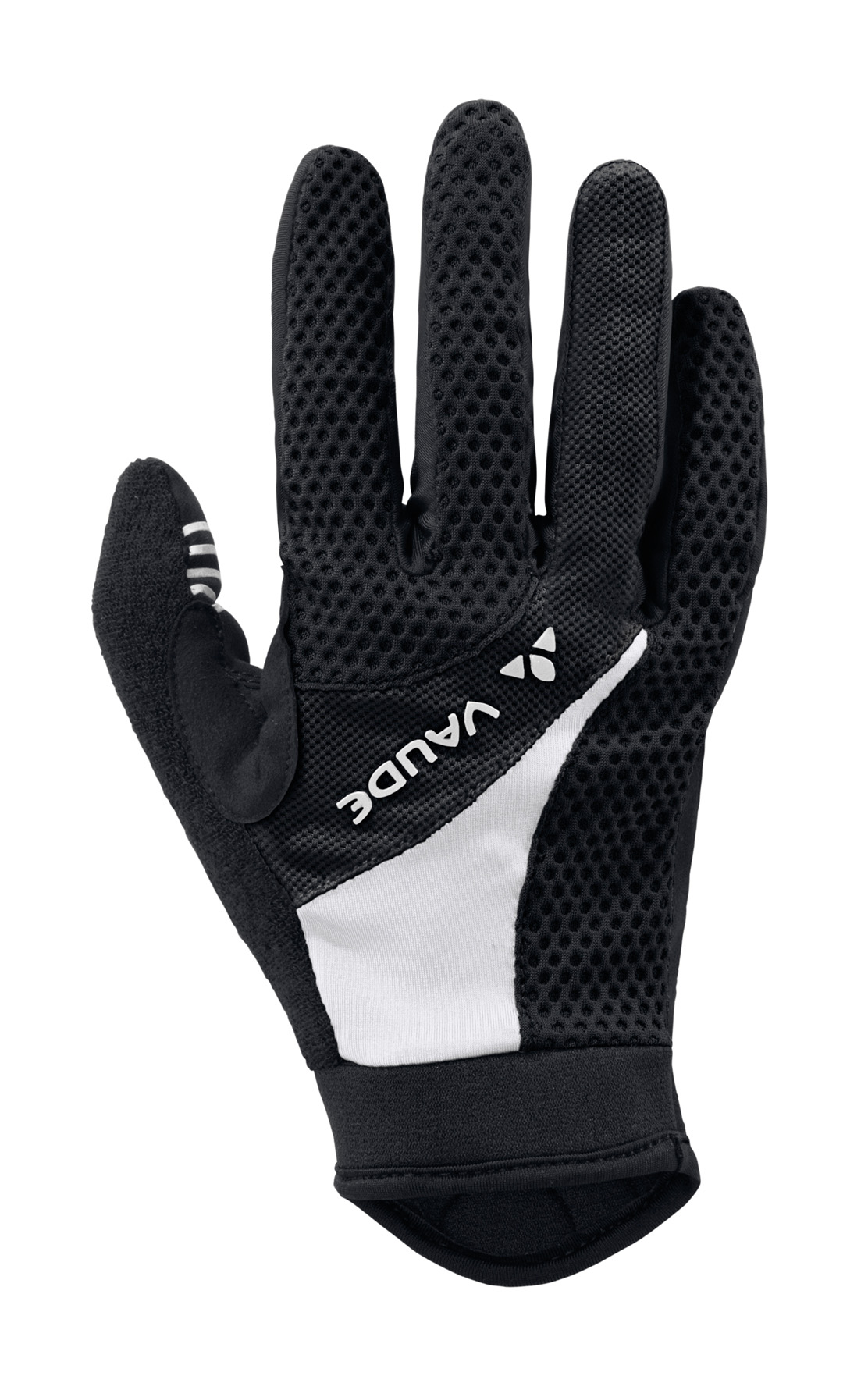 VAUDE Women´s Dyce Gloves black Größe 8 - schneider-sports