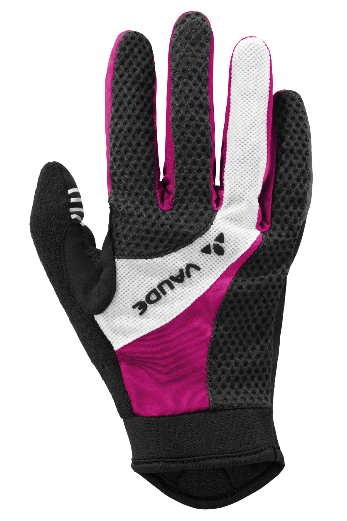 VAUDE Women´s Dyce Gloves grenadine Größe 5 - schneider-sports