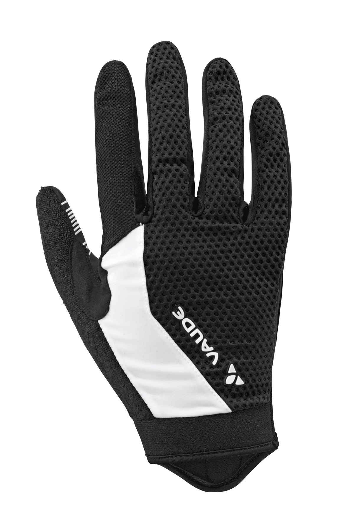 VAUDE Men´s Dyce Gloves black Größe 7 - schneider-sports