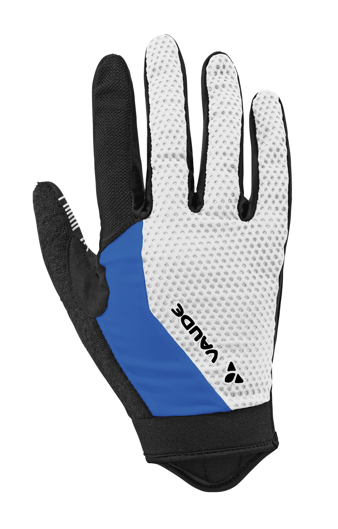 VAUDE Men´s Dyce Gloves hydro blue Größe 8 - schneider-sports