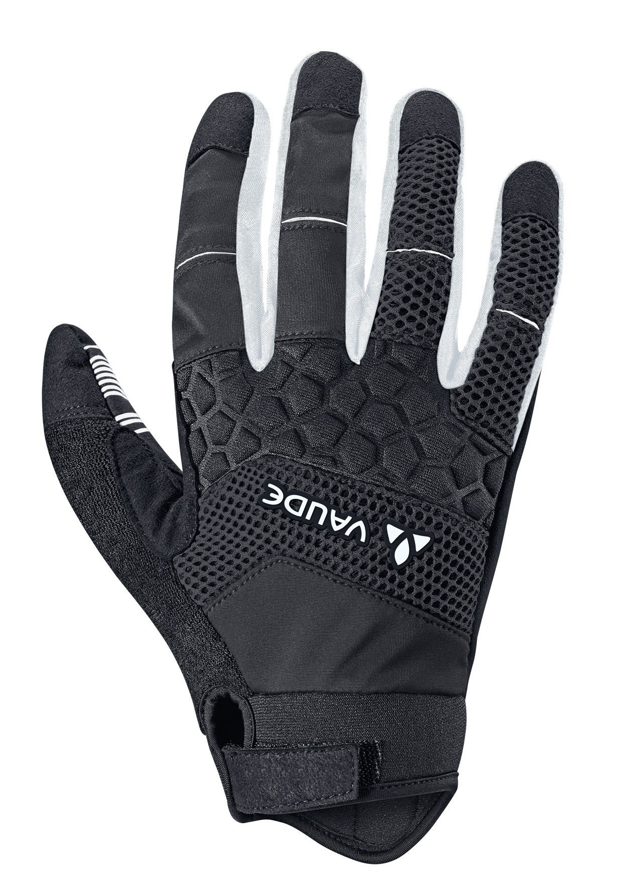 VAUDE Men´s Cardo Gloves black Größe 9 - schneider-sports