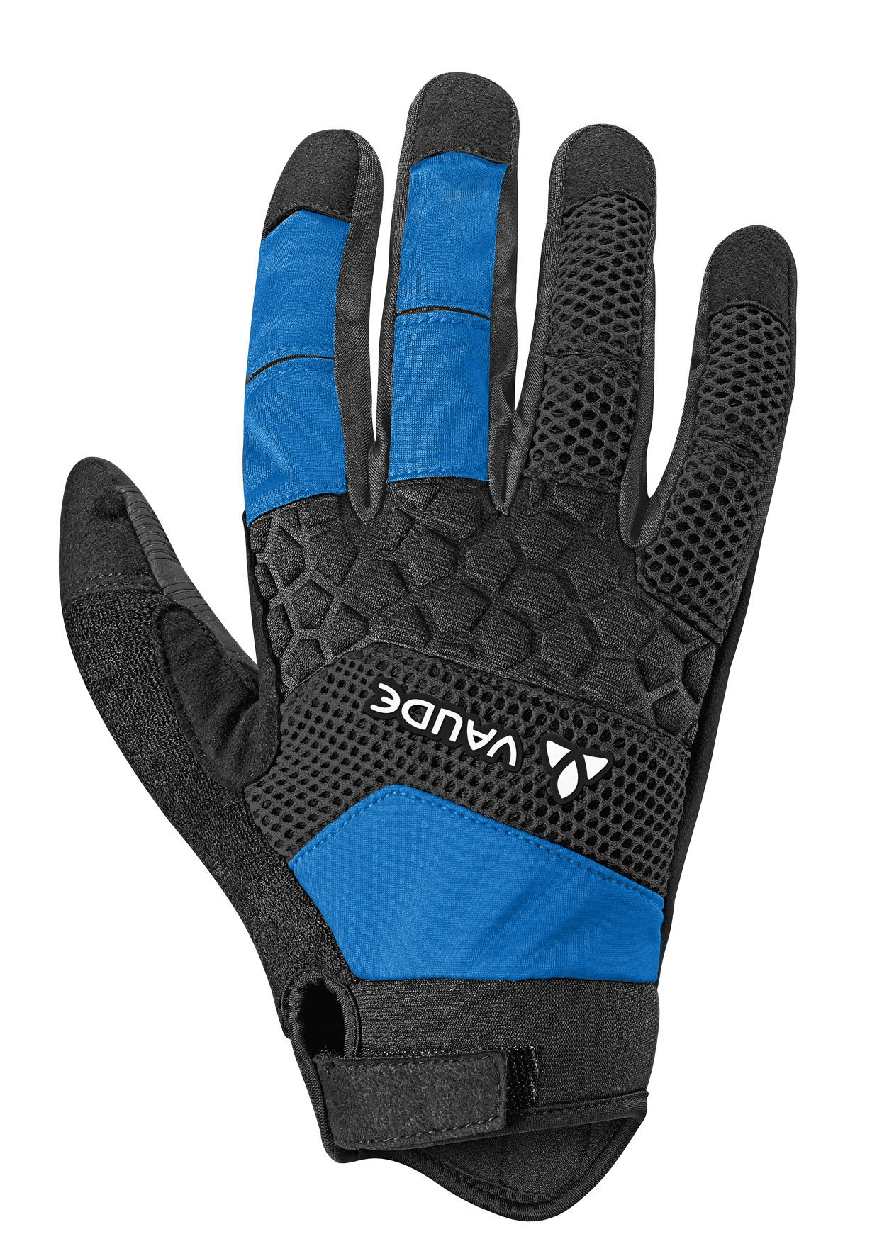 VAUDE Men´s Cardo Gloves hydro blue Größe 6 - schneider-sports