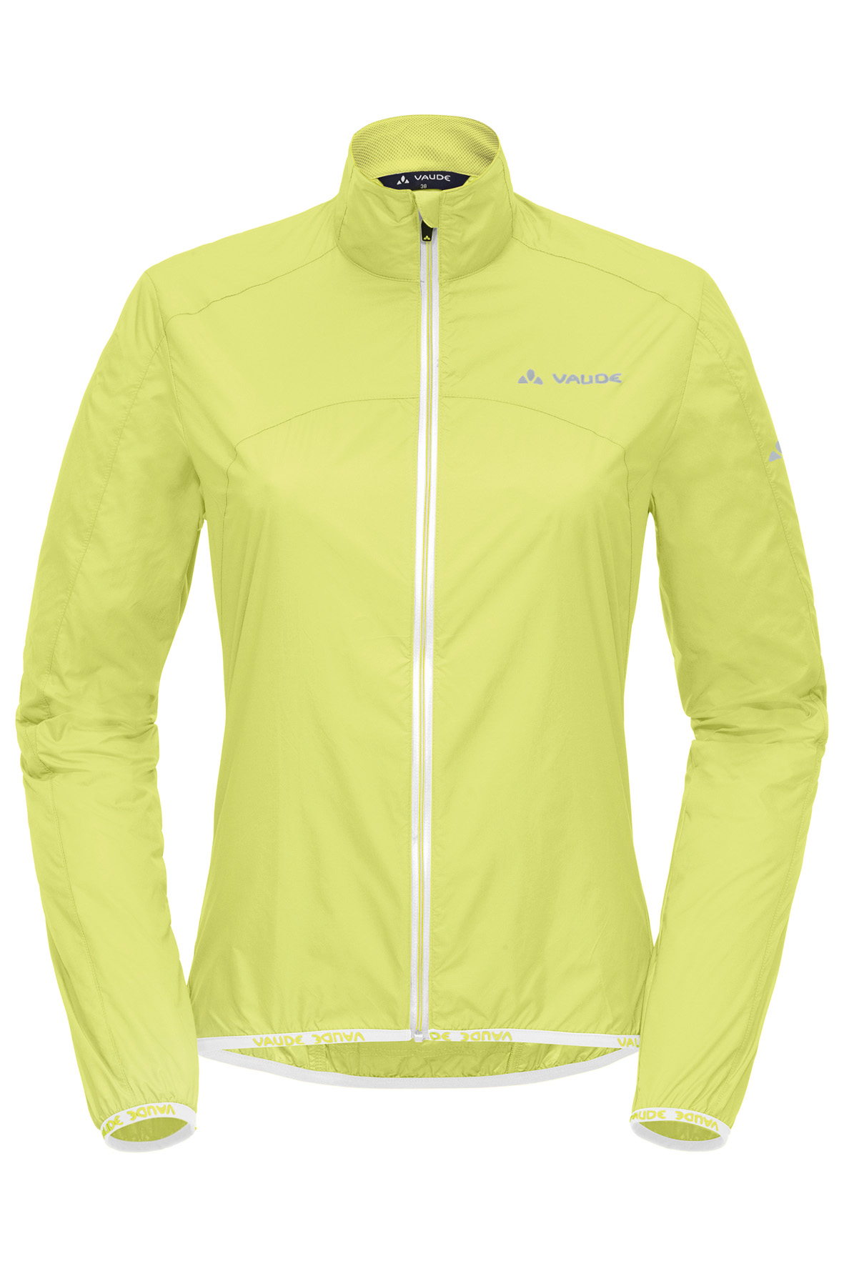 Women´s Air Jacket II soft yellow Größe 34 - schneider-sports