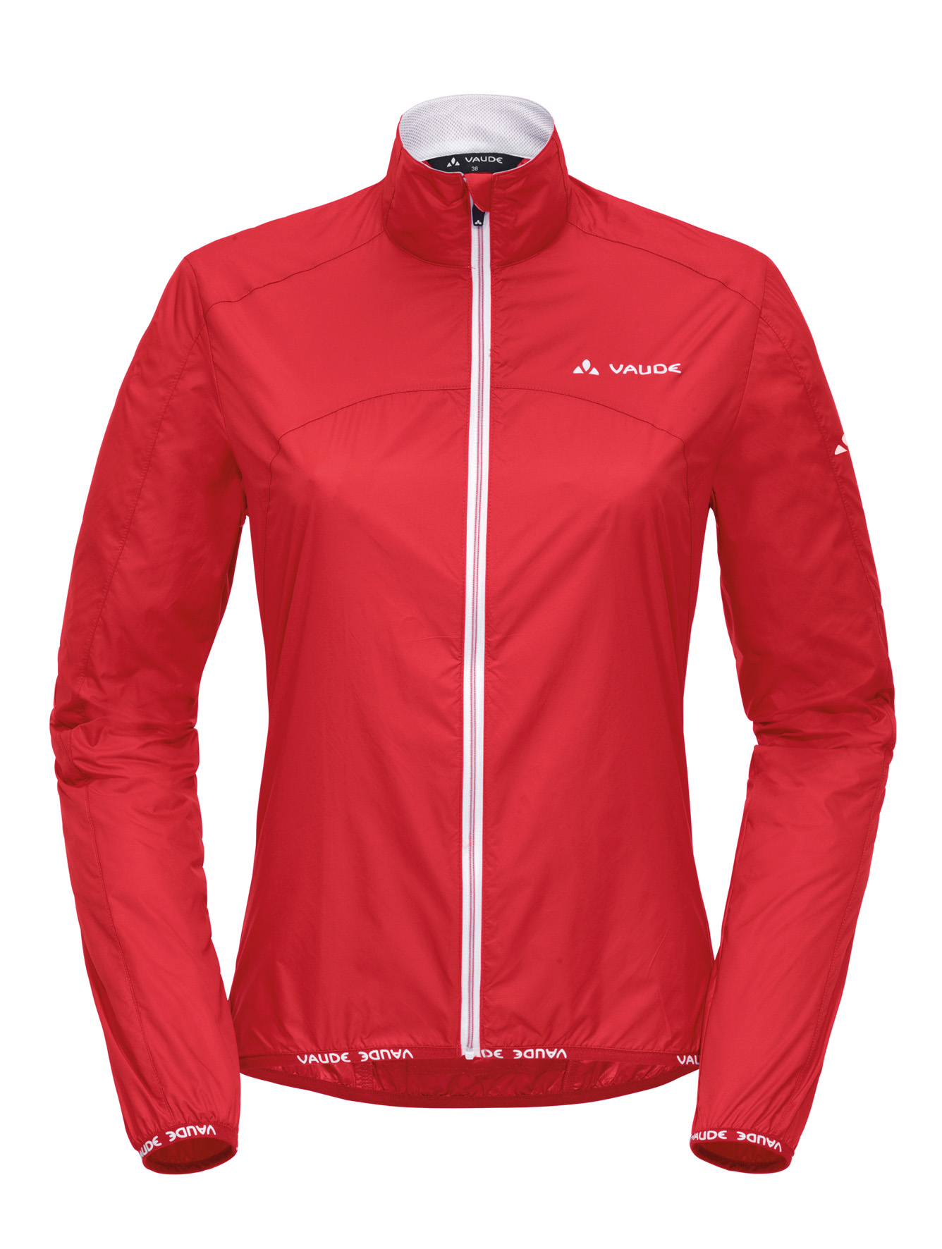 VAUDE Women´s Air Jacket II red Größe 34 - schneider-sports