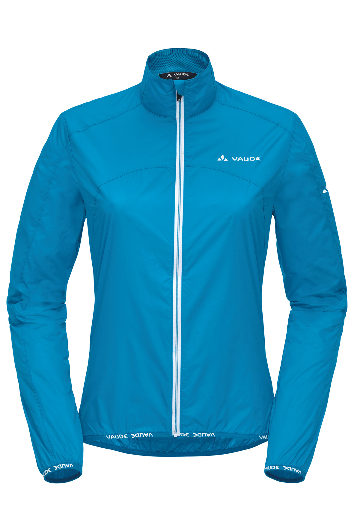 VAUDE Women´s Air Jacket II teal blue Größe 38 - schneider-sports