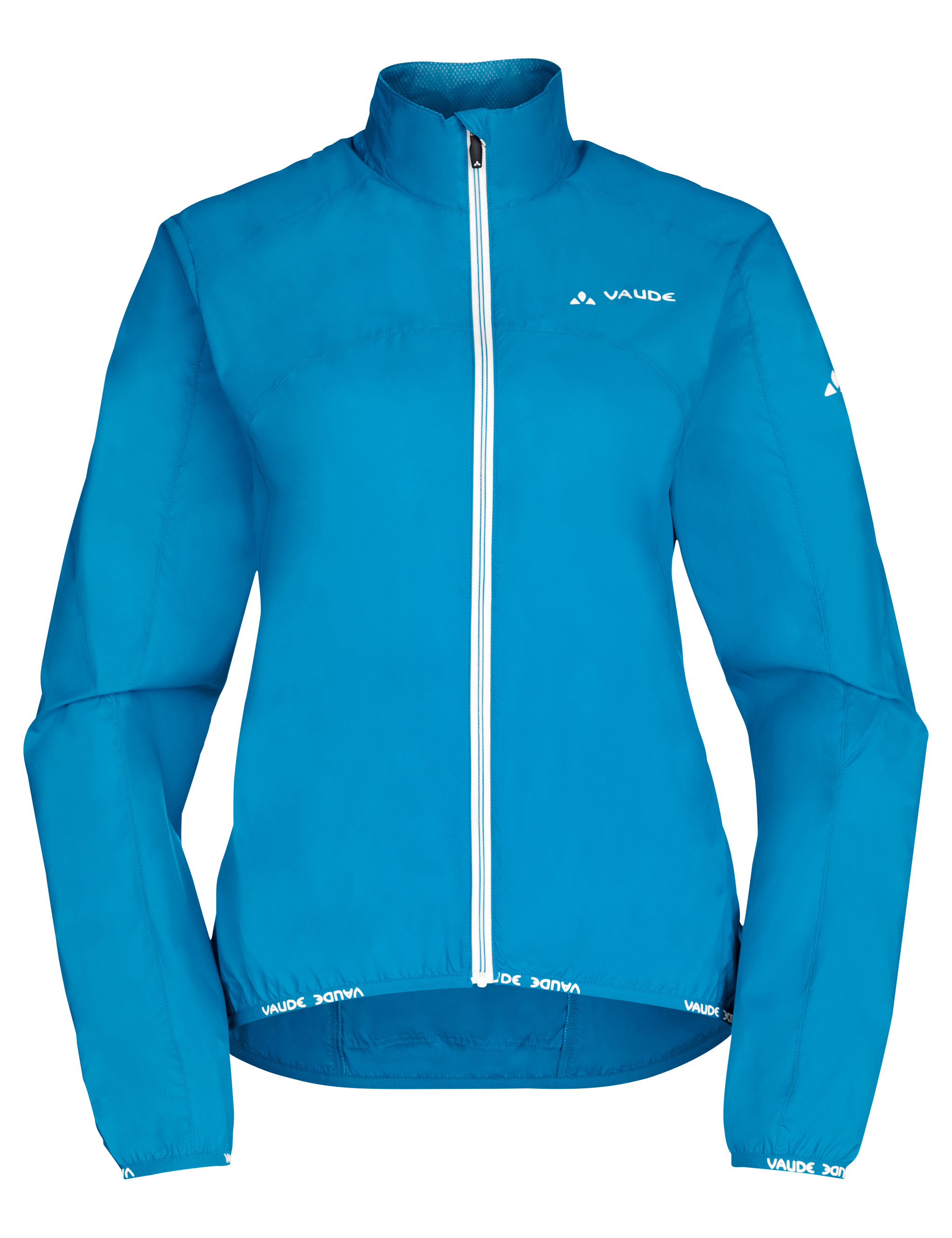 VAUDE Women´s Air Jacket II spring blue Größe 44 - schneider-sports