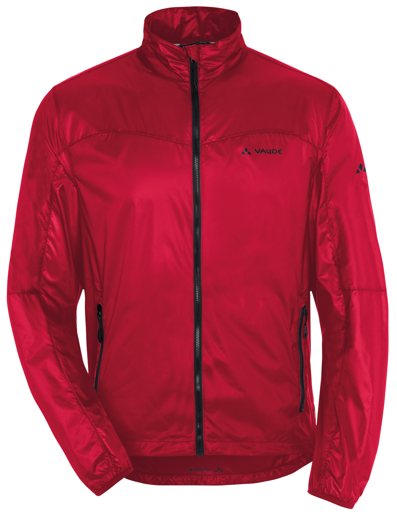 Men´s Dyce Jacket indian red Größe L - schneider-sports
