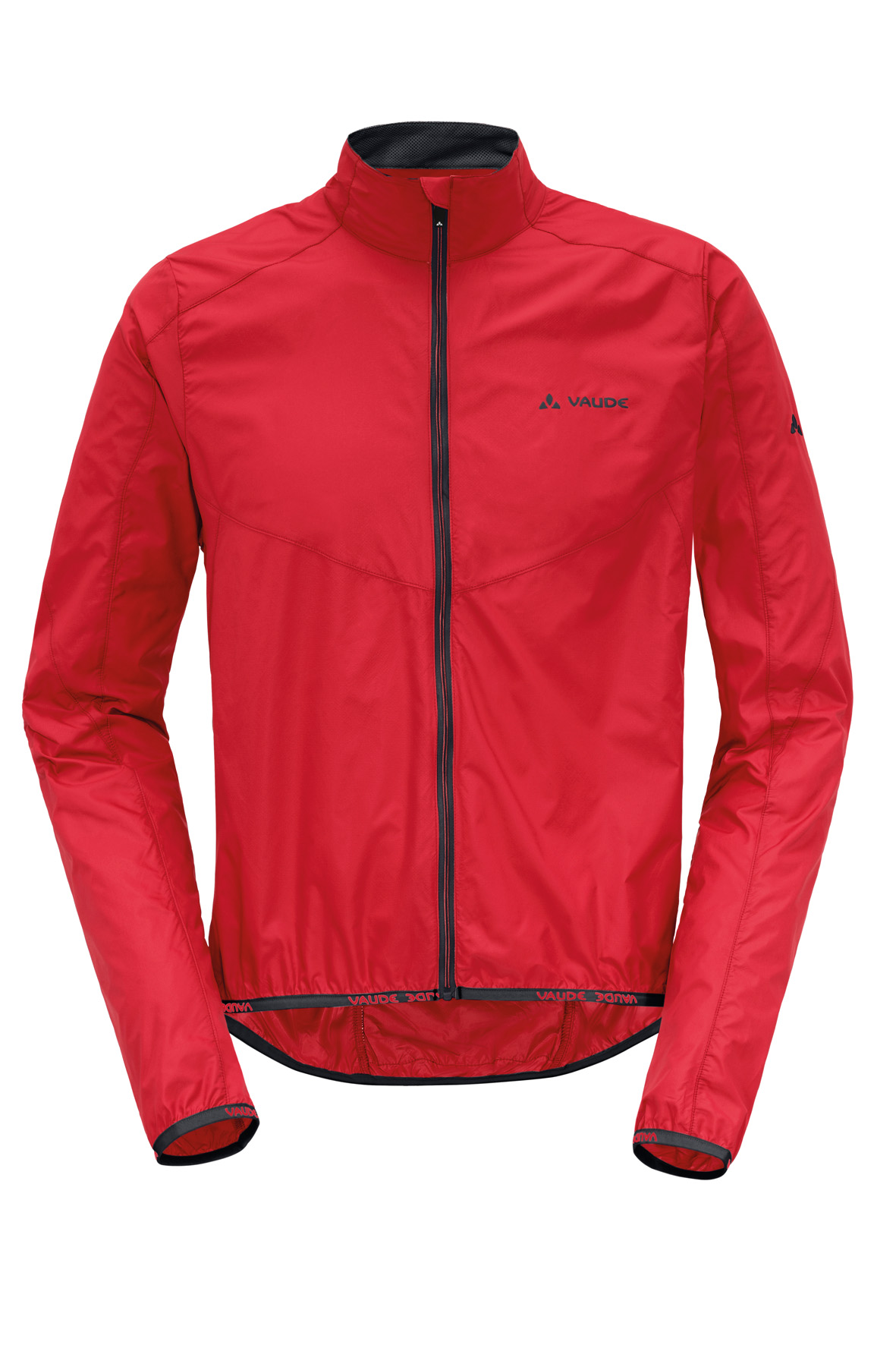 Men´s Air Jacket II red Größe L - schneider-sports