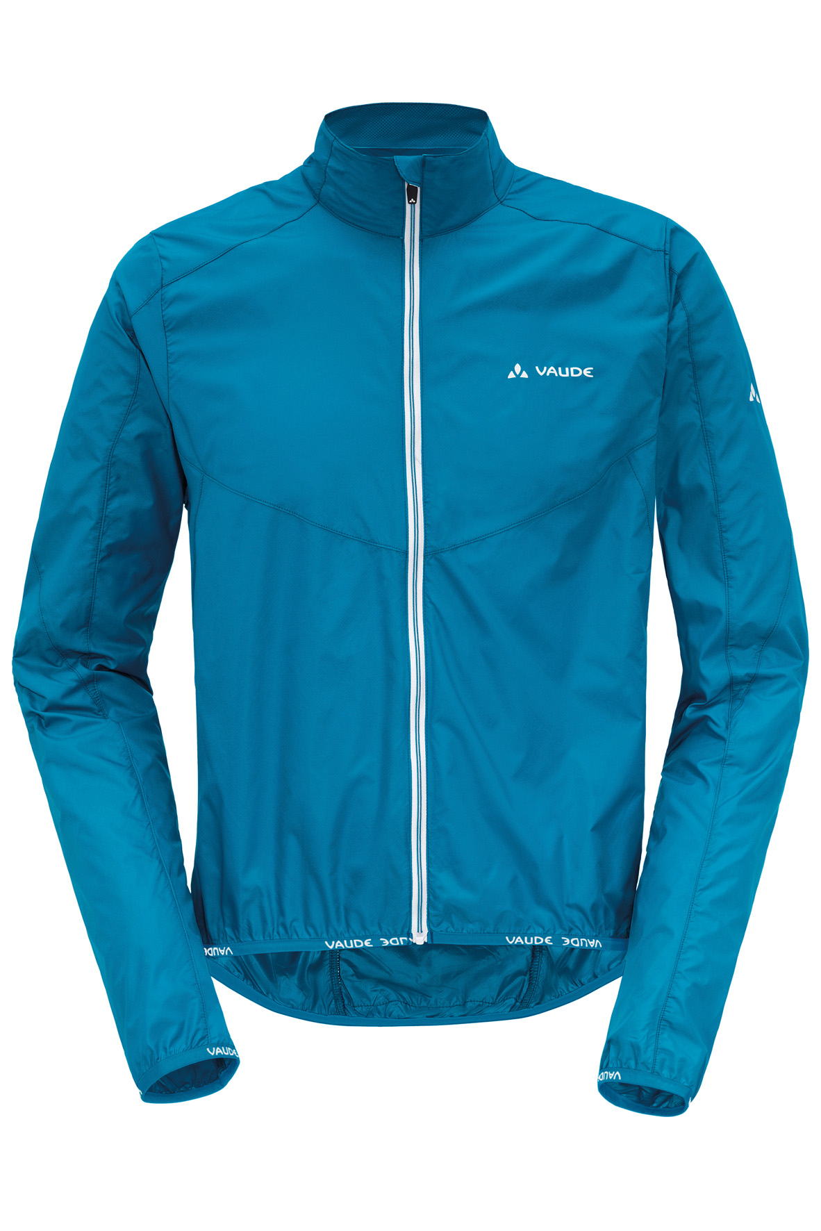 Men´s Air Jacket II teal blue Größe S - schneider-sports