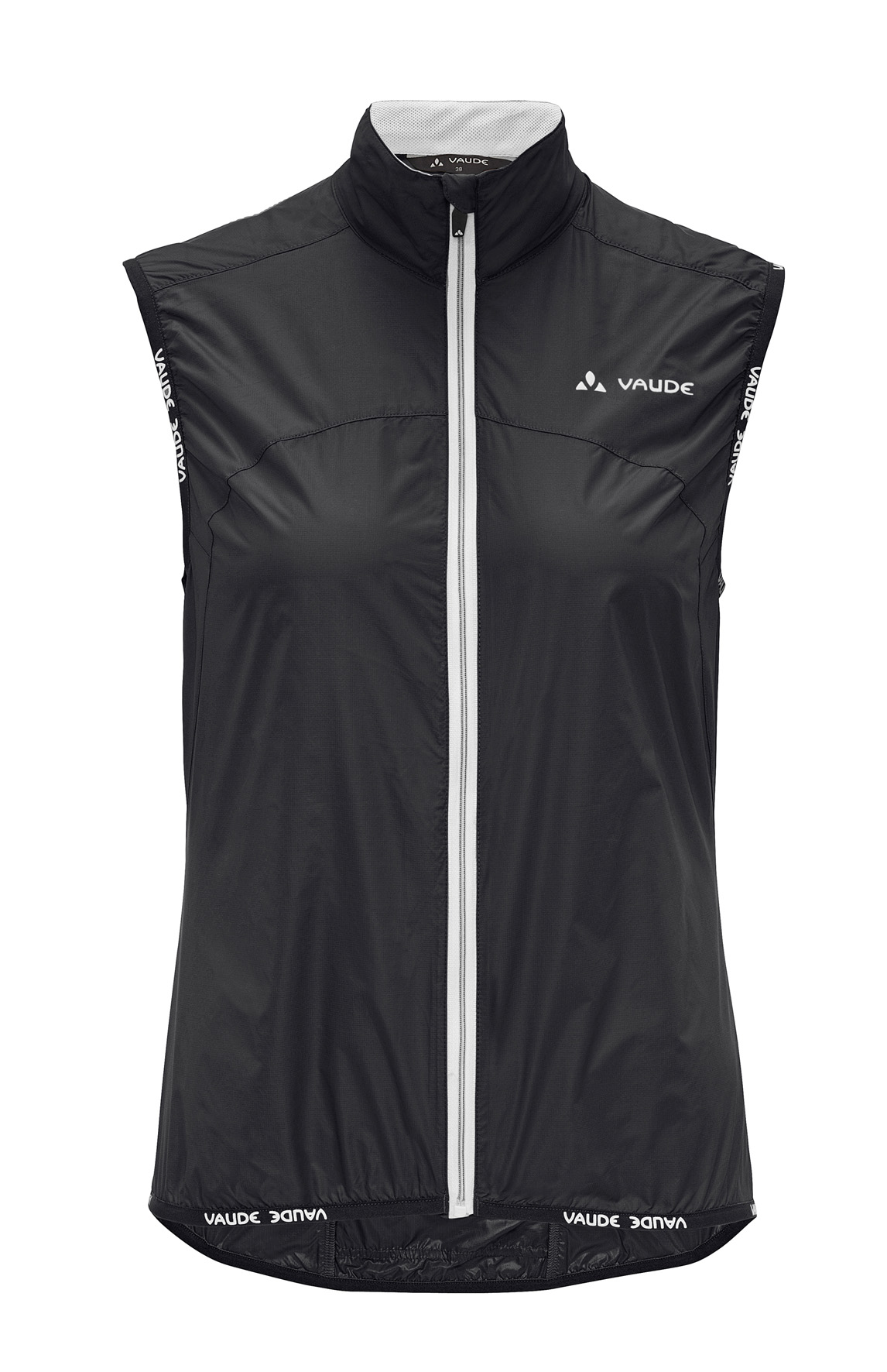 VAUDE Women´s Air Vest II black Größe 40 - VAUDE Women´s Air Vest II black Größe 40