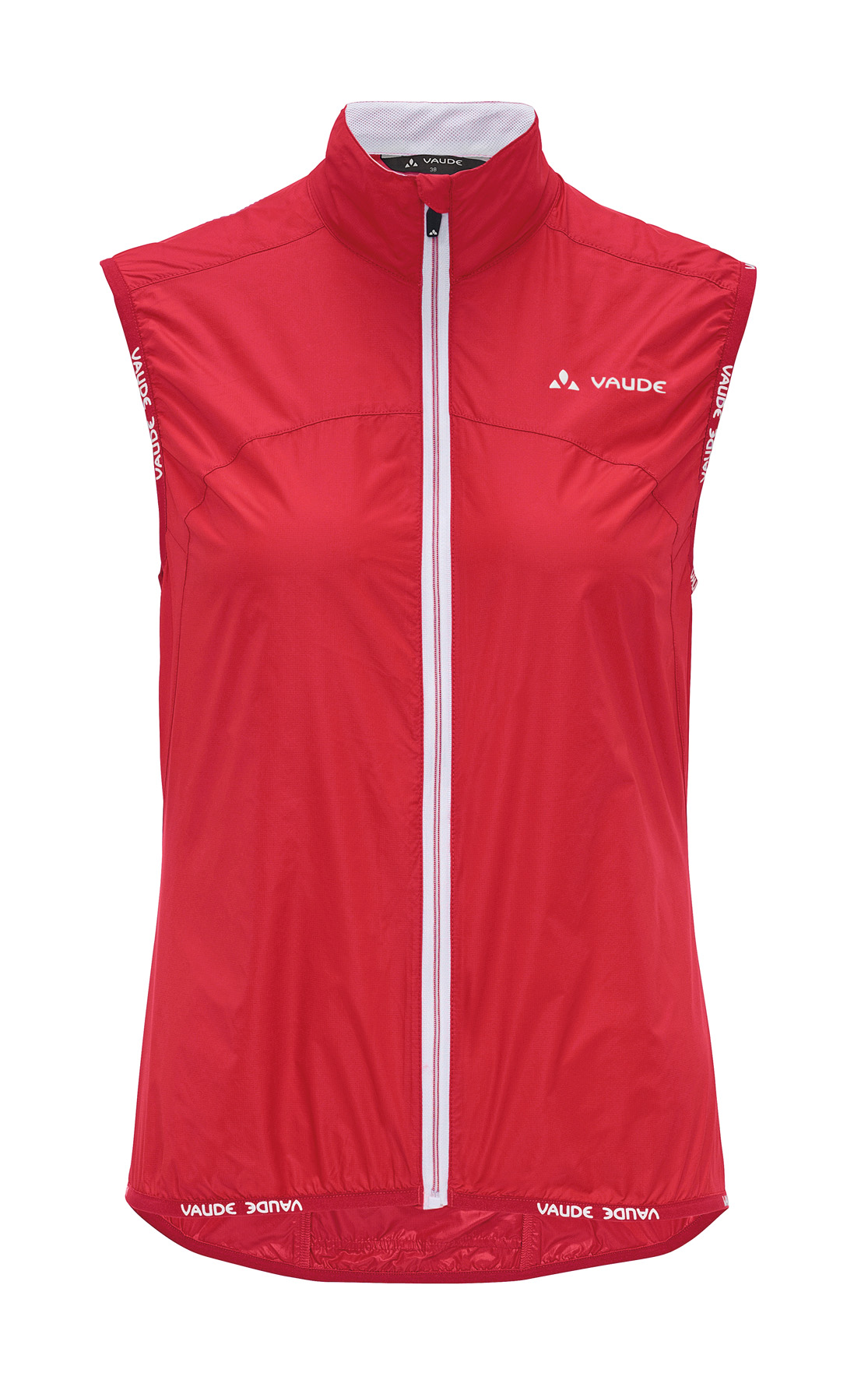 Women´s Air Vest II red Größe 46 - schneider-sports