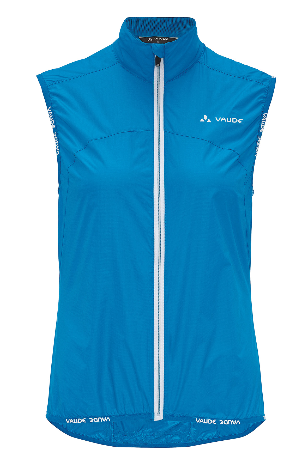 Women´s Air Vest II teal blue Größe 34 - schneider-sports