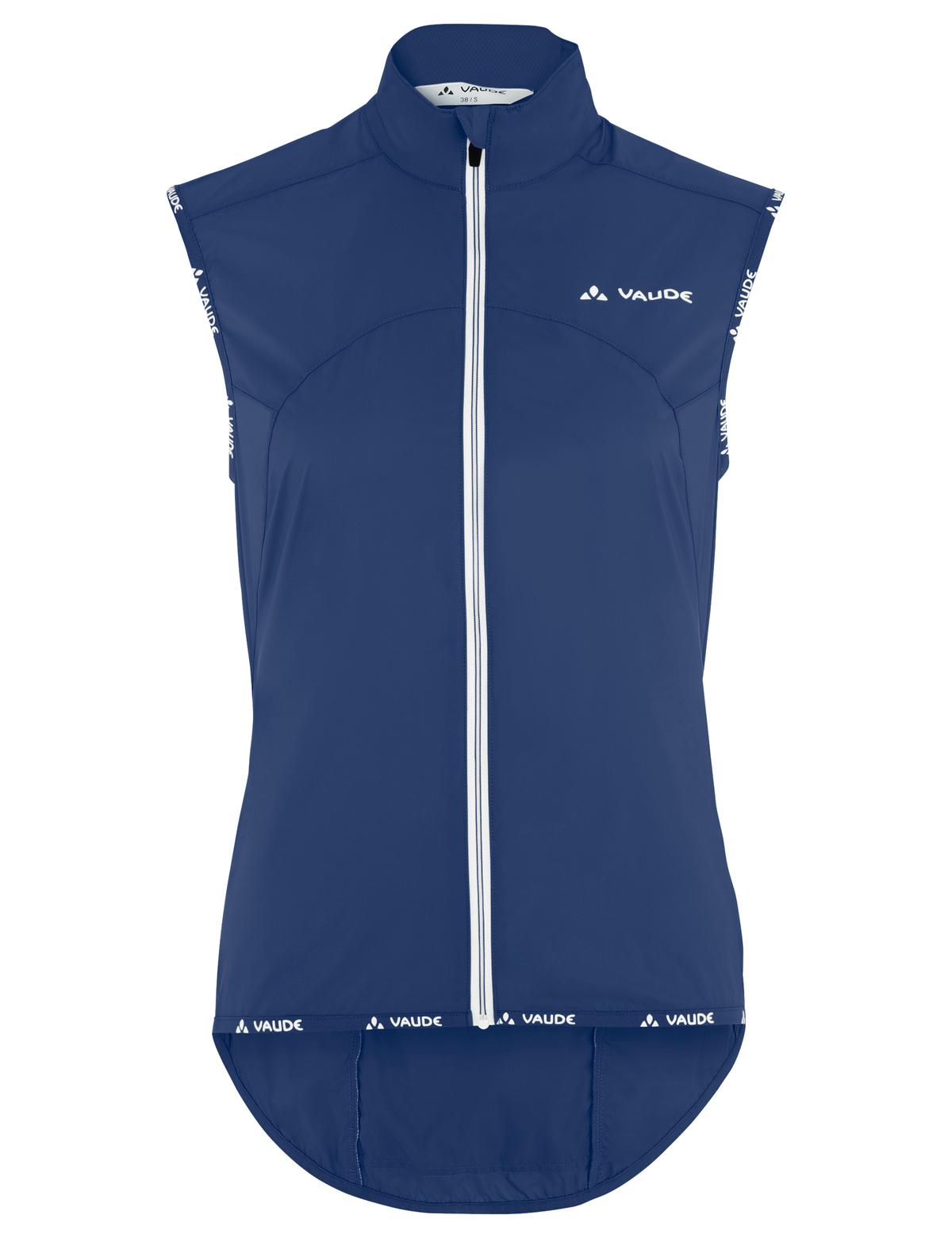 VAUDE Women´s Air Vest II sailor blue Größe 40 - 2-Rad-Sport Wehrle