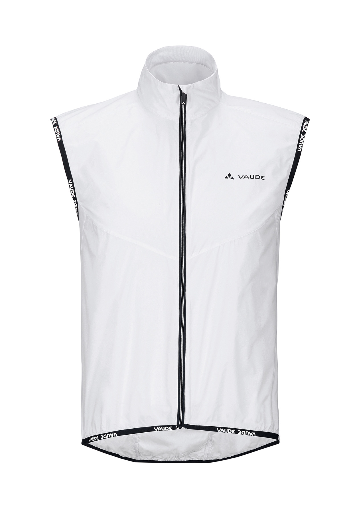 VAUDE Men´s Air Vest II white Größe XL - VAUDE Men´s Air Vest II white Größe XL