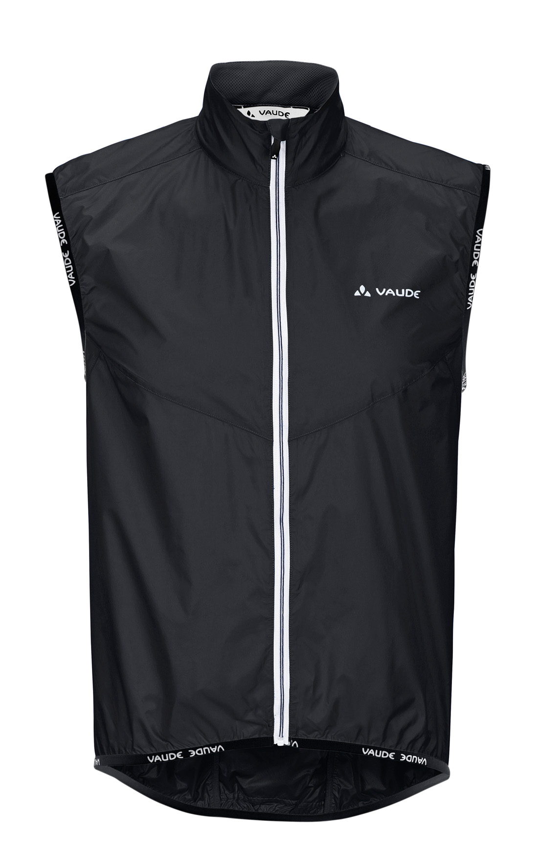 VAUDE Men´s Air Vest II black Größe S - schneider-sports