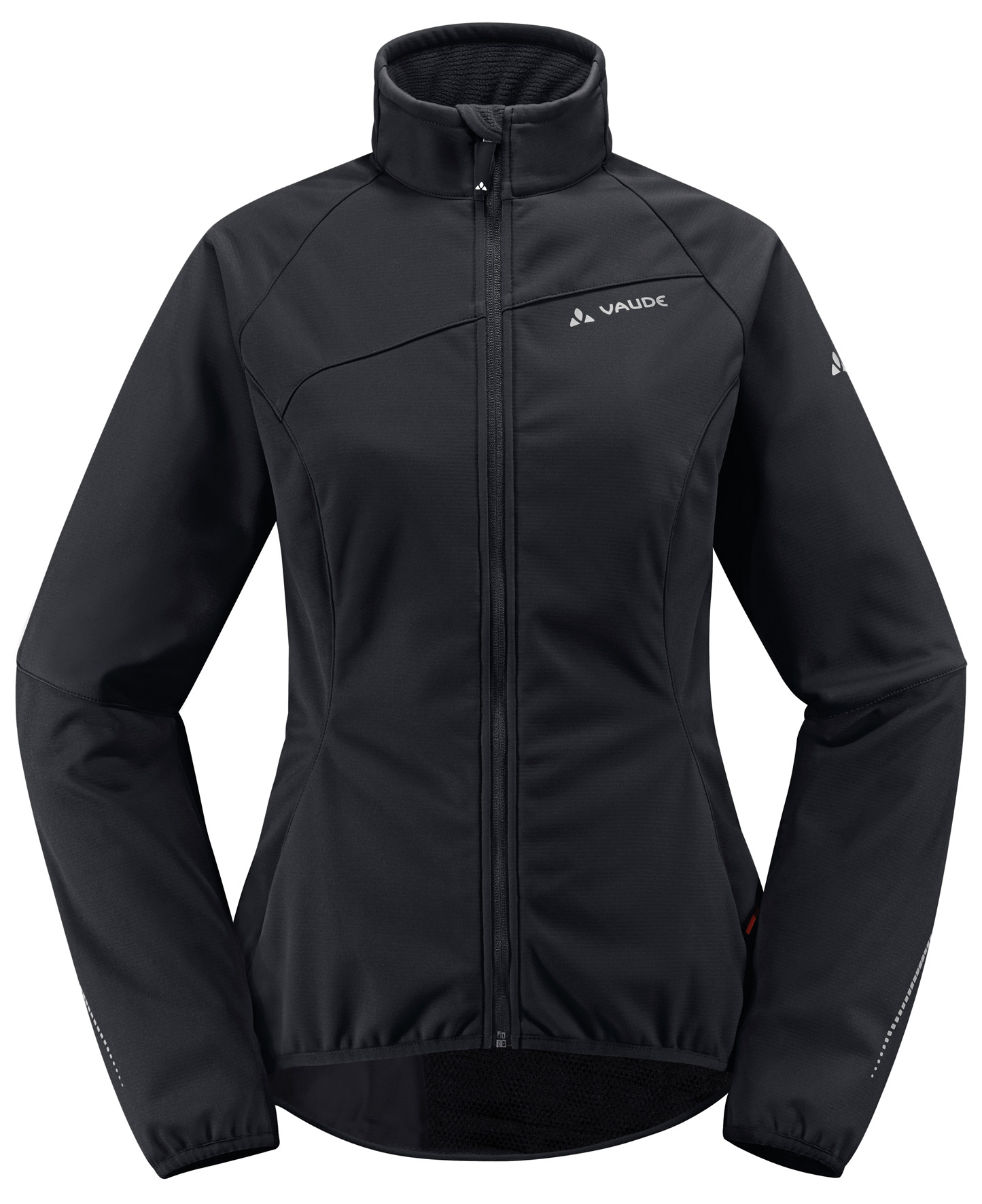 Women´s Resca Softshell Jacket black Größe 36 - schneider-sports