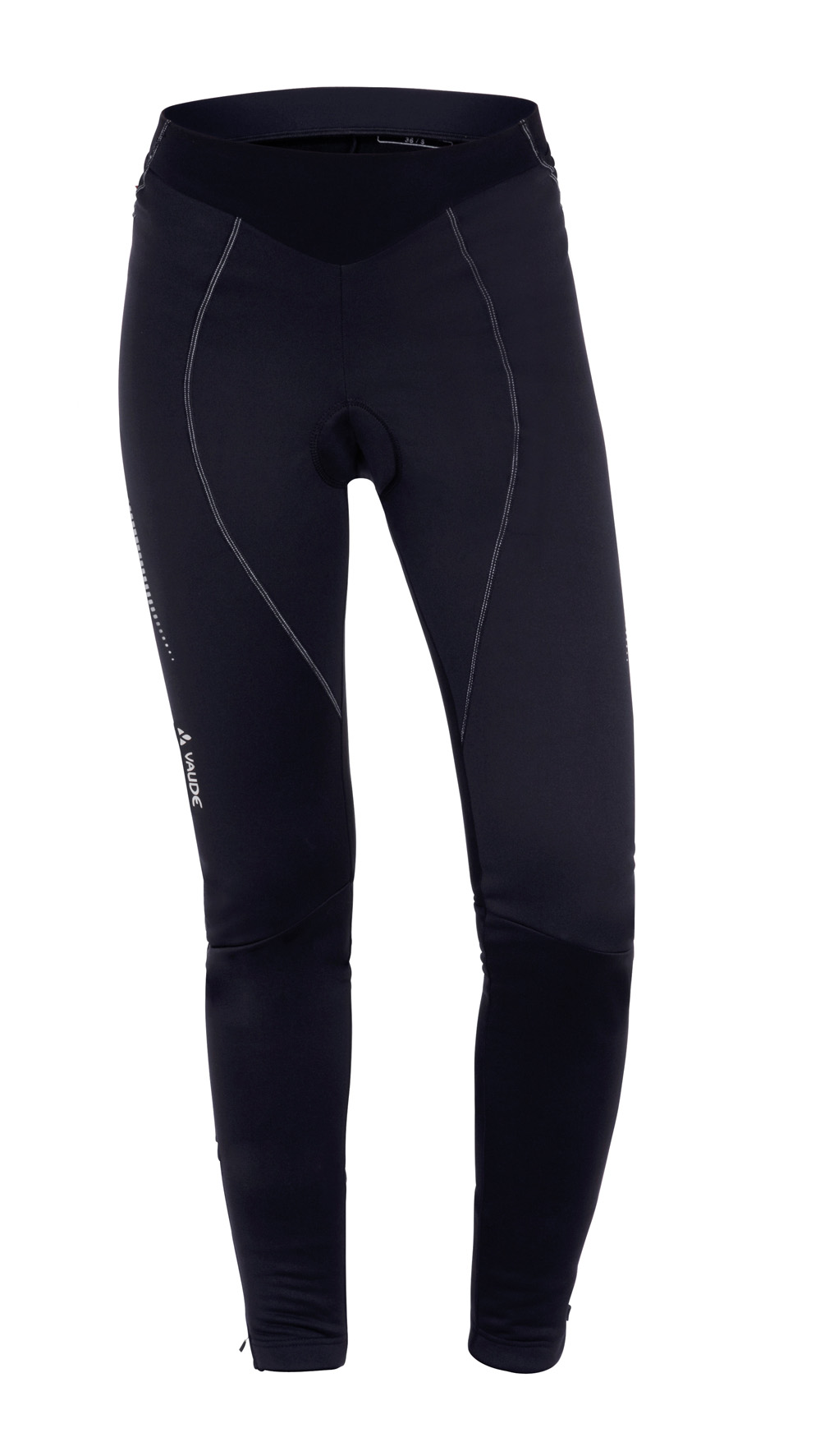 Women´s Advanced Warm Pants black Größe 34 - schneider-sports