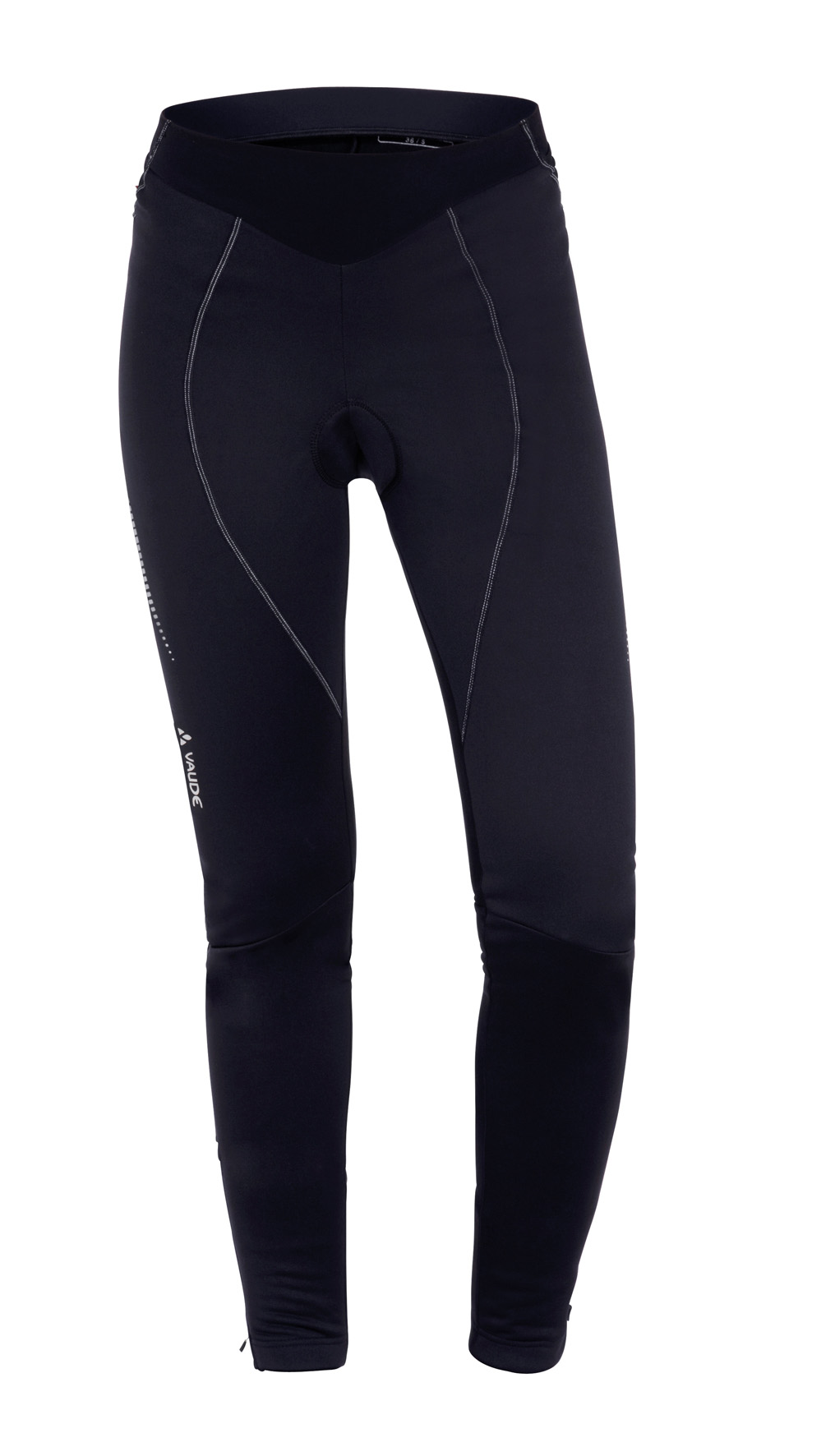 Women´s Advanced Warm Pants w/o SC black Größe 34 - schneider-sports