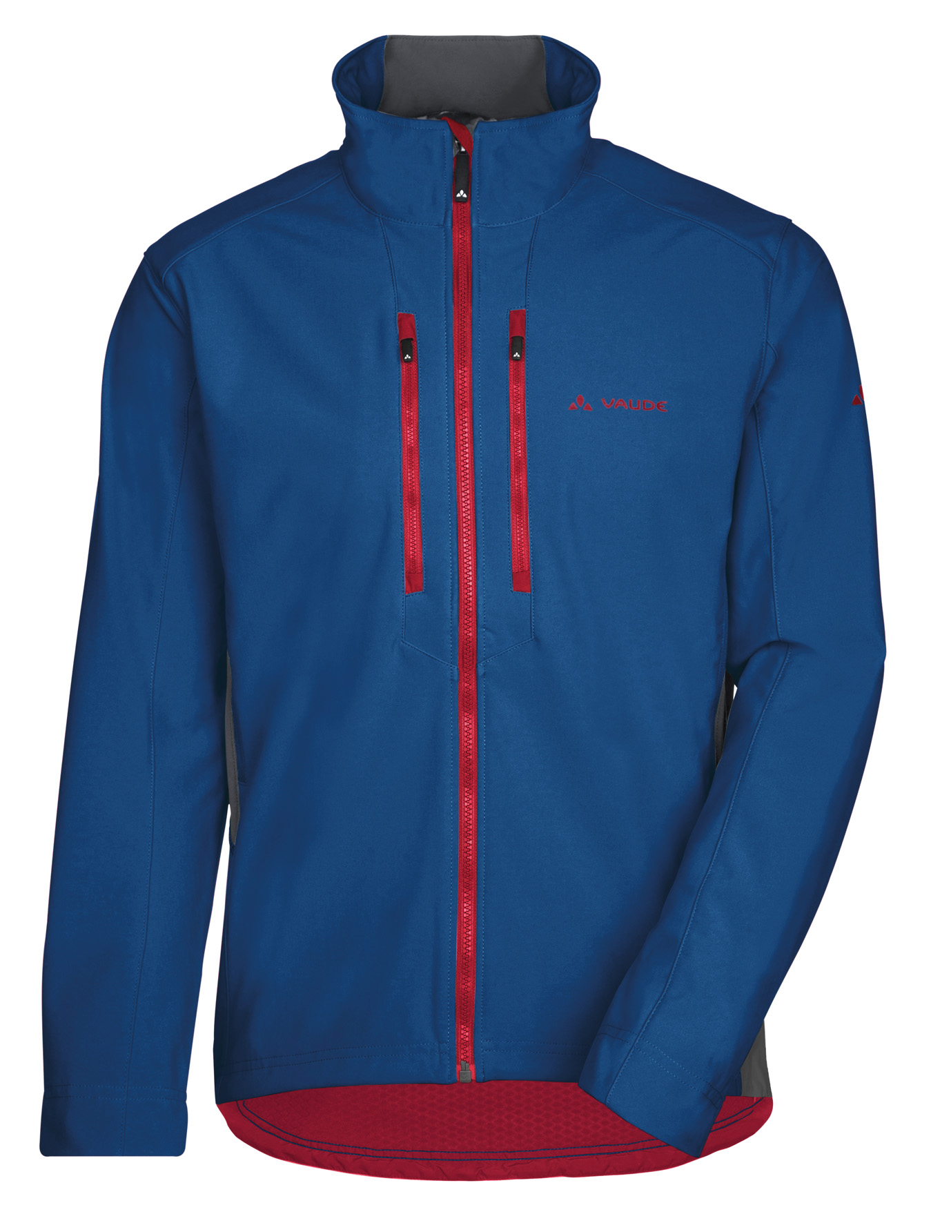 Men´s Virt Softshell Jacket royal Größe L - schneider-sports