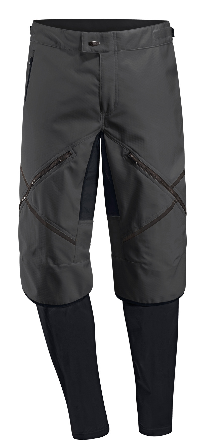 Men´s Virt Softshell Pants titan Größe L - schneider-sports