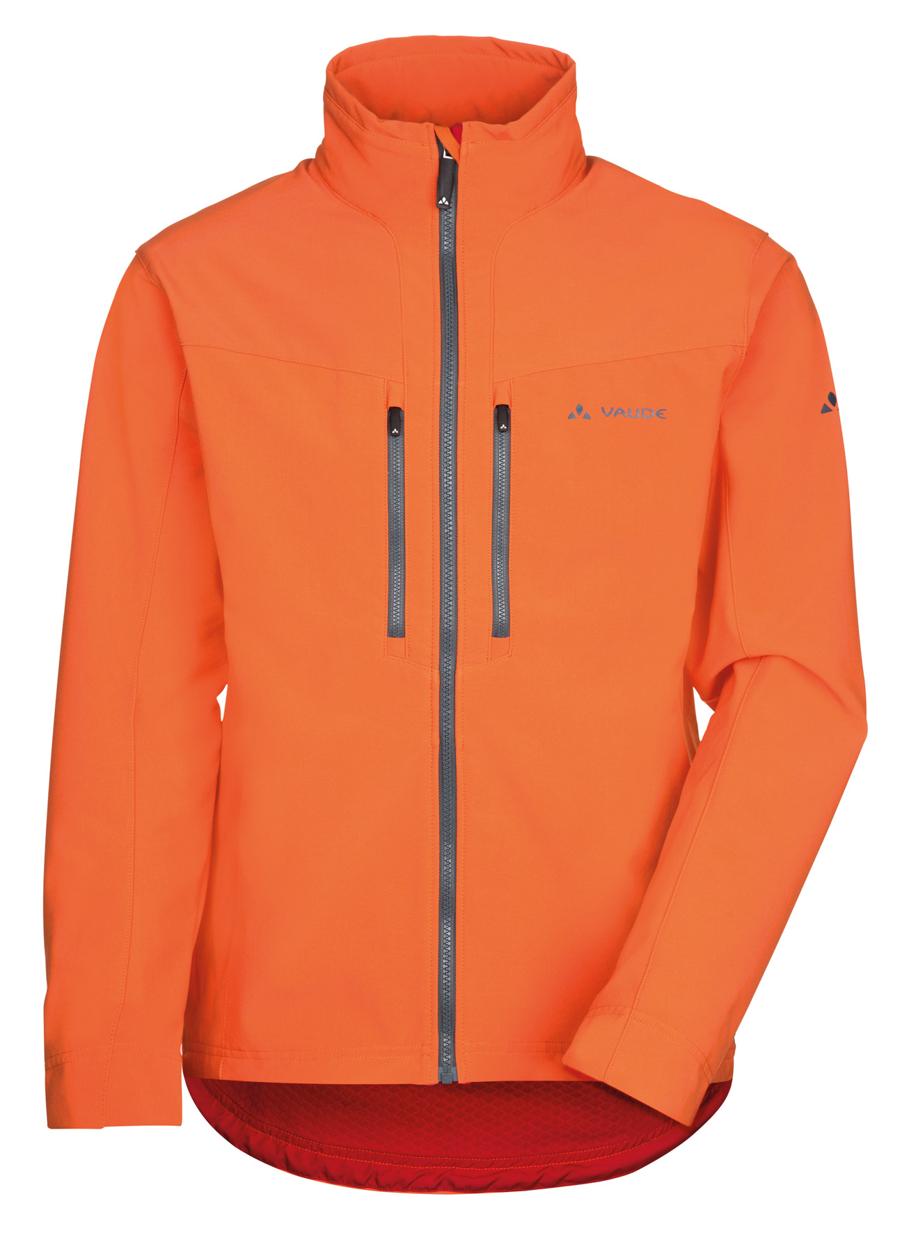 Men´s Qimsa Softshell Jacket clementine Größe S - schneider-sports