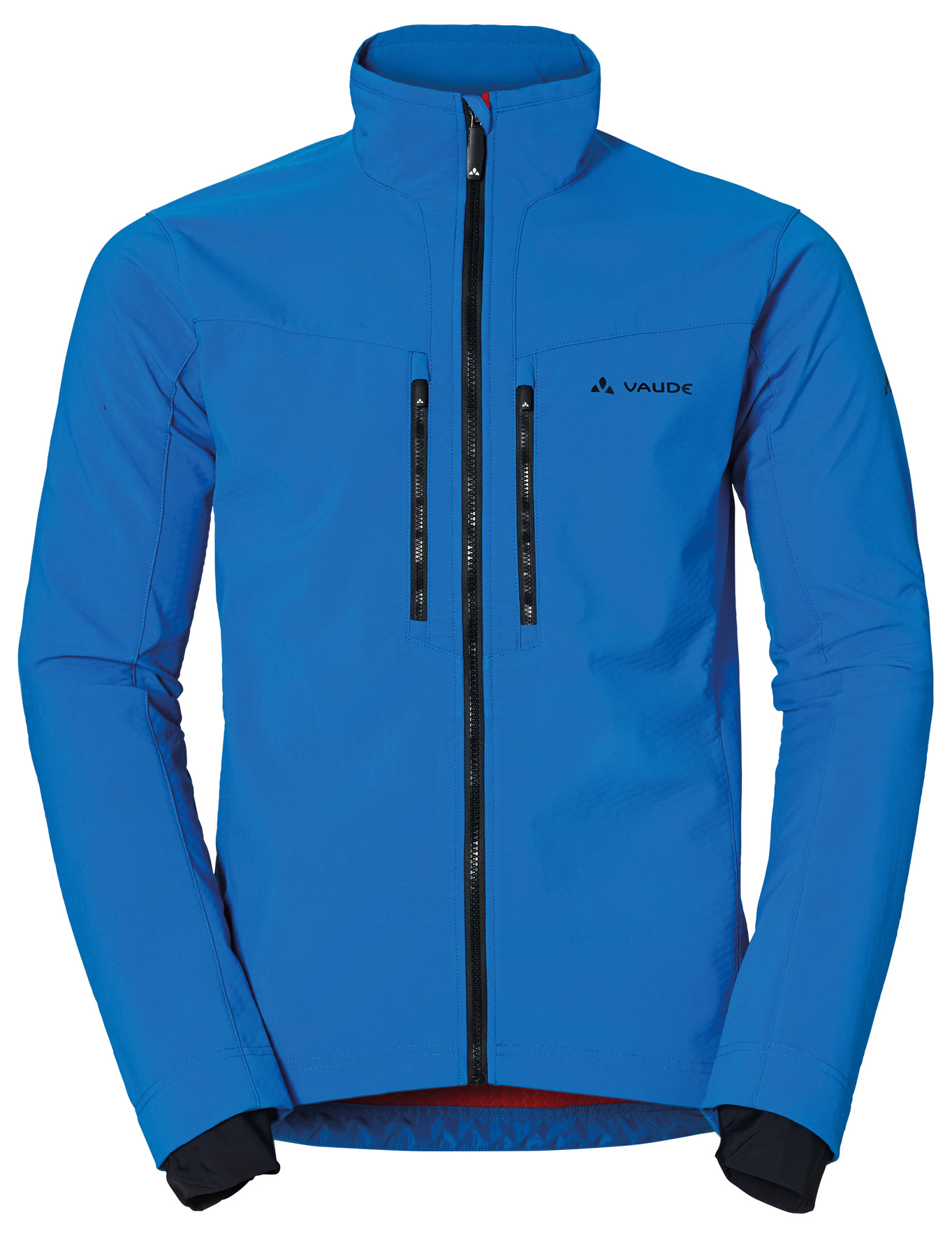 VAUDE Men´s Qimsa Softshell Jacket hydro blue Größe L - schneider-sports