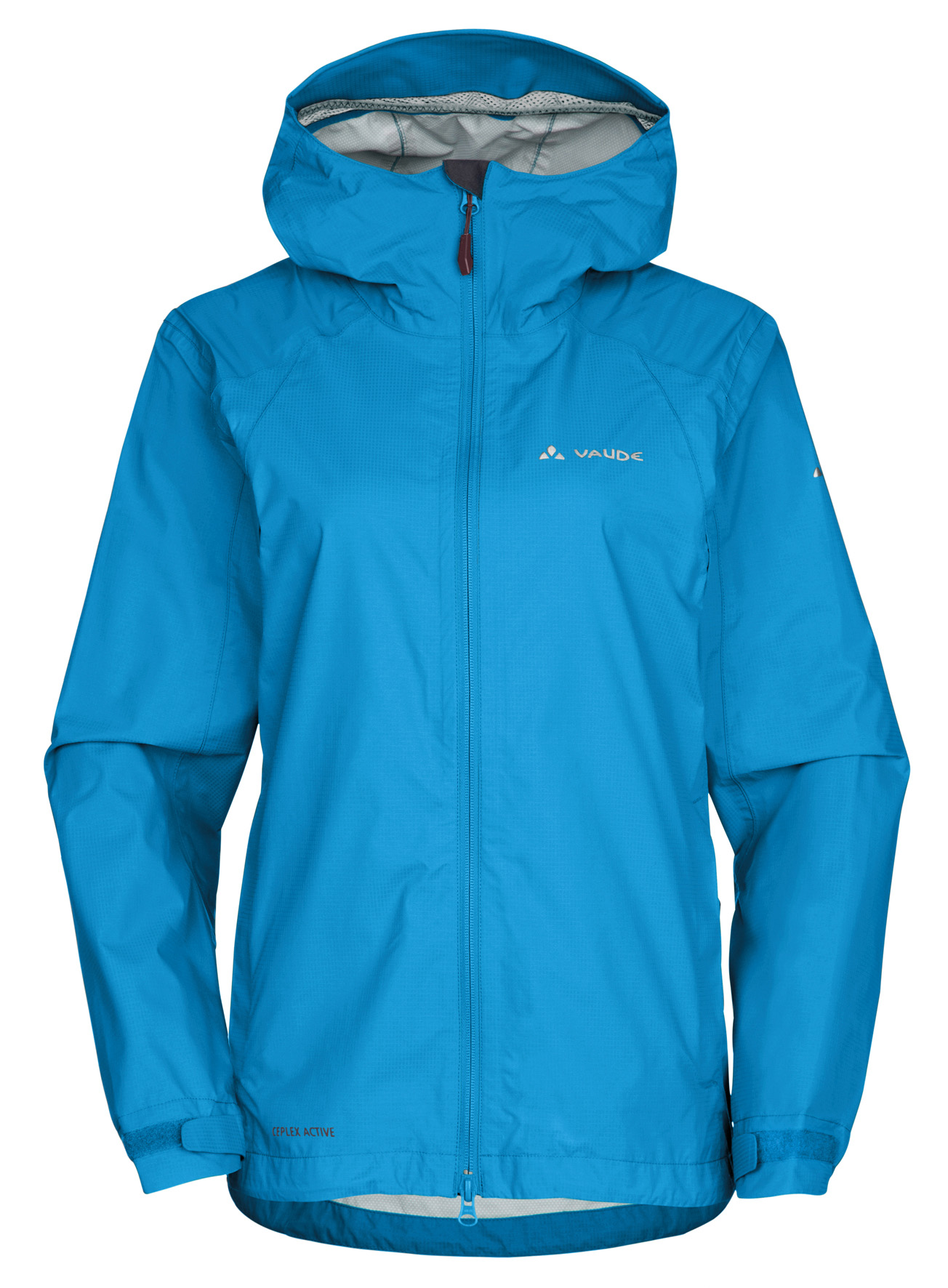 VAUDE Women´s Yaras Jacket teal blue Größe 36 - schneider-sports