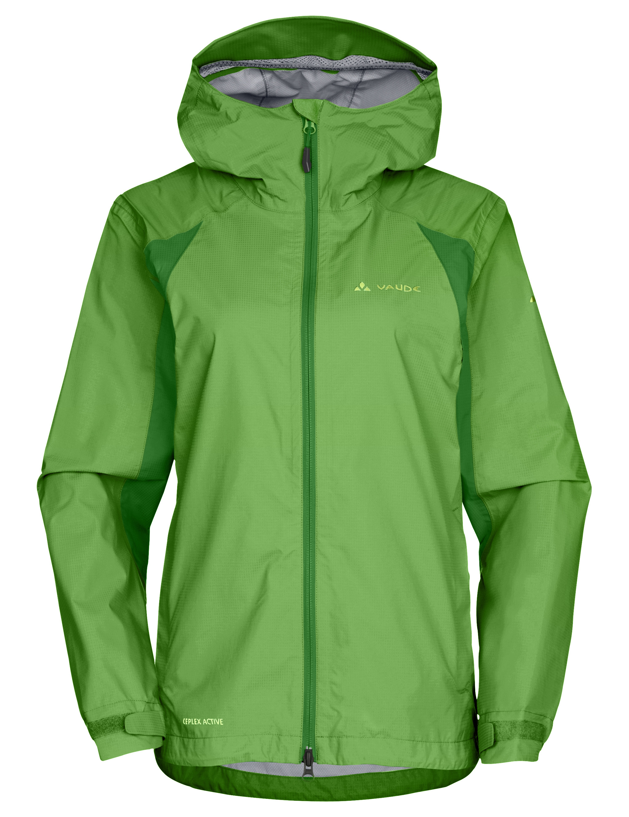 VAUDE Women´s Yaras Jacket apple Größe 42 - schneider-sports