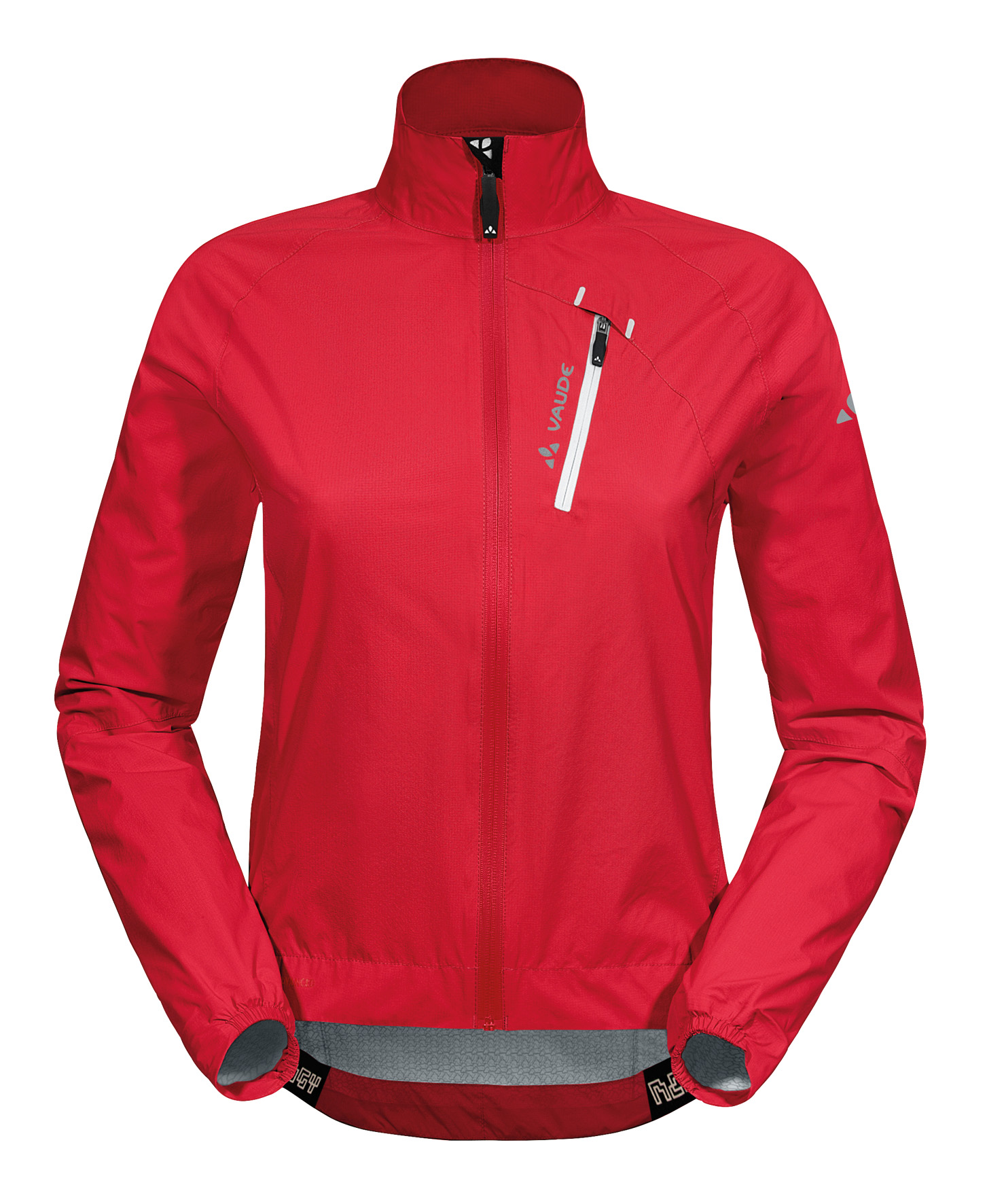 VAUDE Women´s Sky Fly Jacket II red Größe 34 - schneider-sports