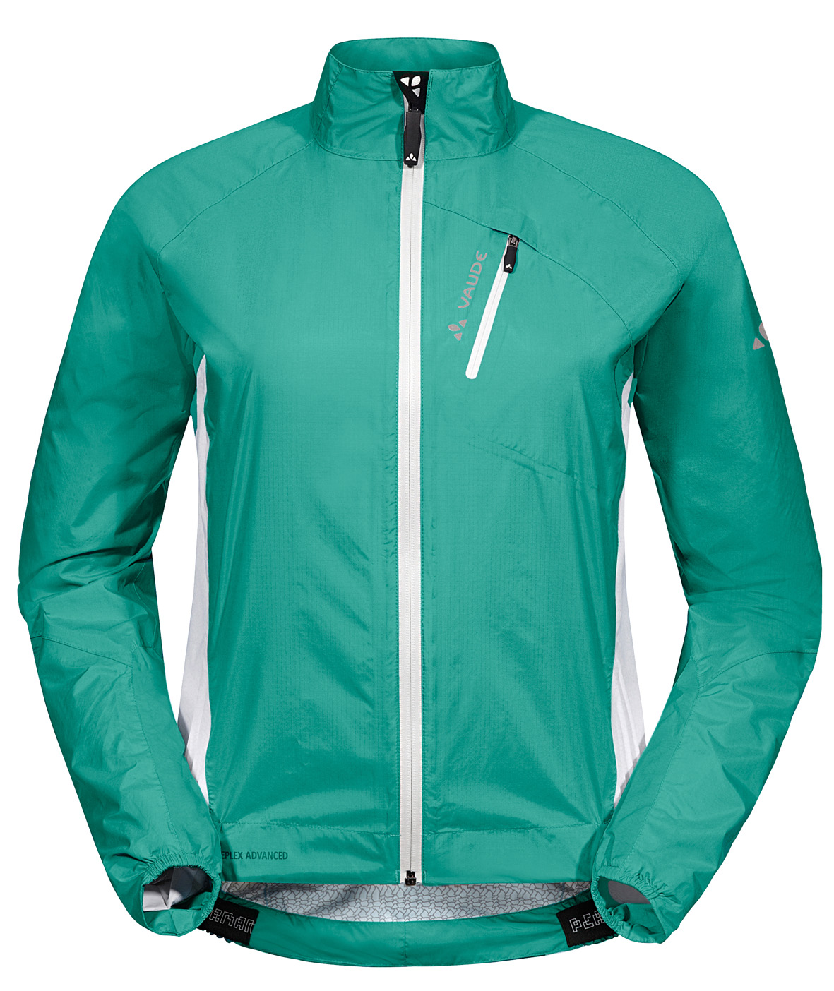 VAUDE Women´s Spray Jacket IV lotus green Größe 36 - schneider-sports