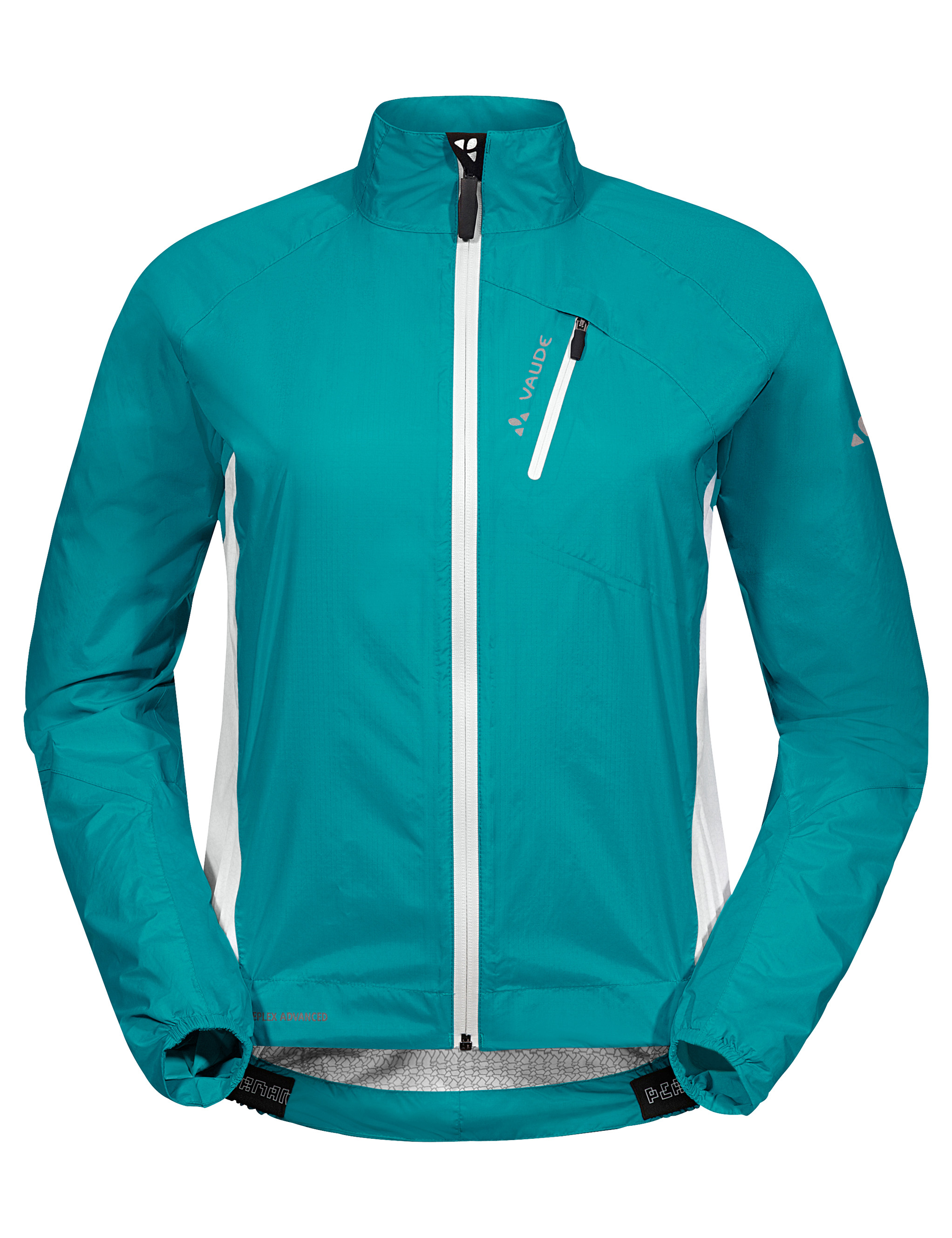 VAUDE Women´s Spray Jacket IV reef Größe 36 - schneider-sports