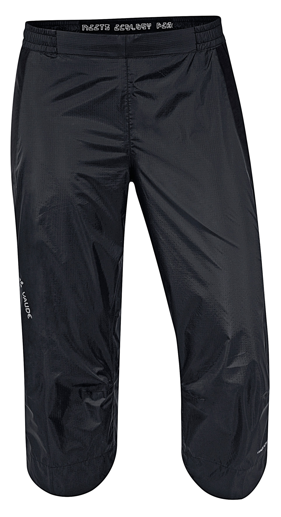 VAUDE Women´s Spray 3/4 Pants II black Größe 34 - schneider-sports