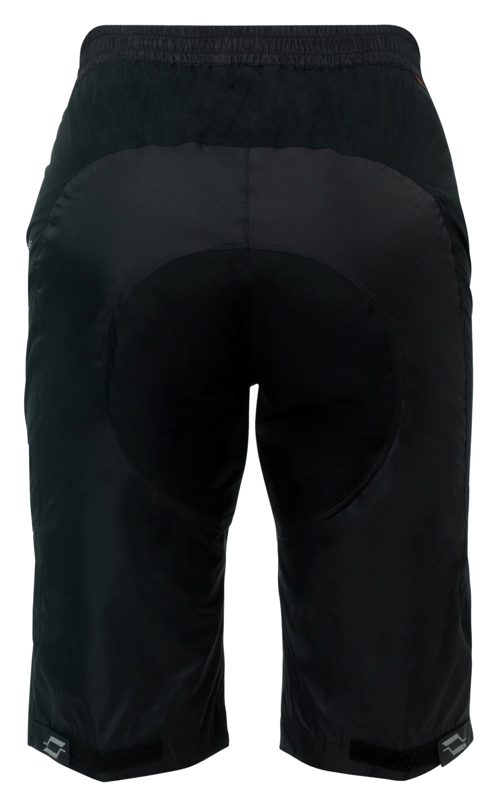 VAUDE Women´s Spray Shorts II black Größe 42 - schneider-sports